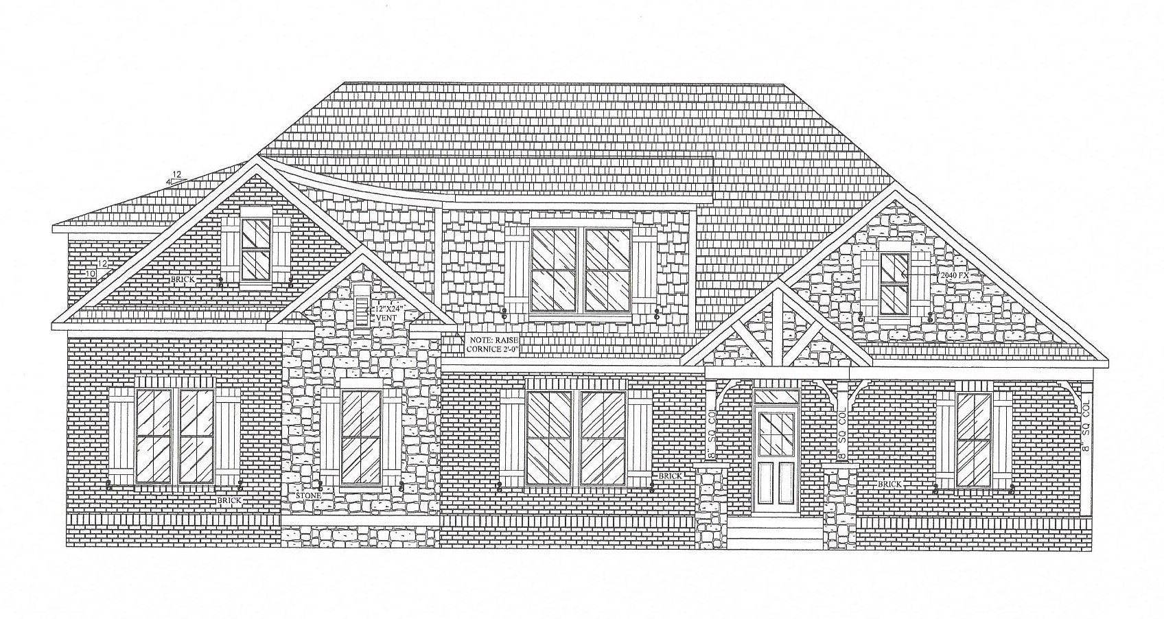 4355 Tom Lunn Rd Lot 86, Spring Hill, TN 37174 - MLS#: 2169605