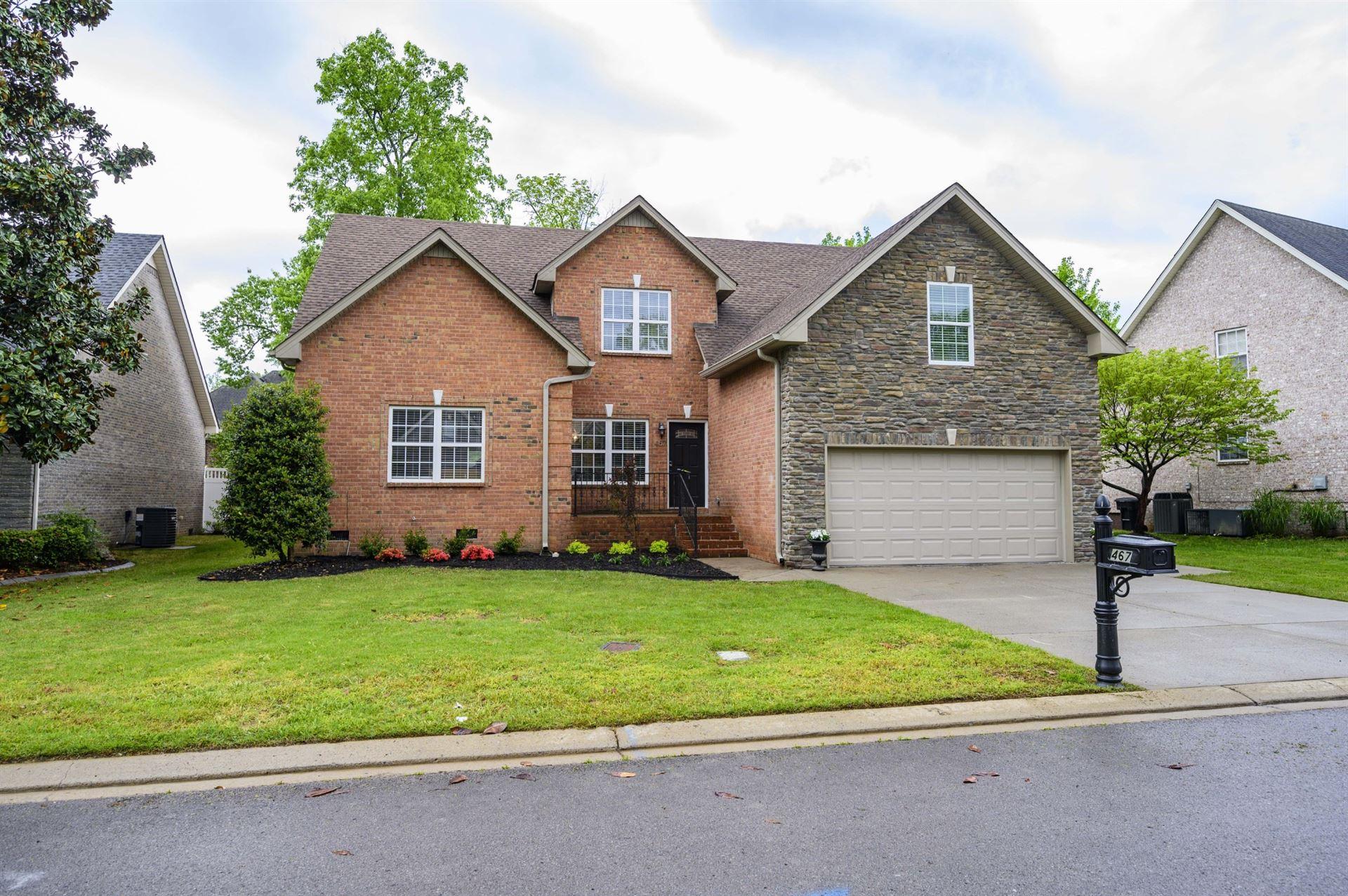 467 Bethany Cir, Murfreesboro, TN 37128 - MLS#: 2250609