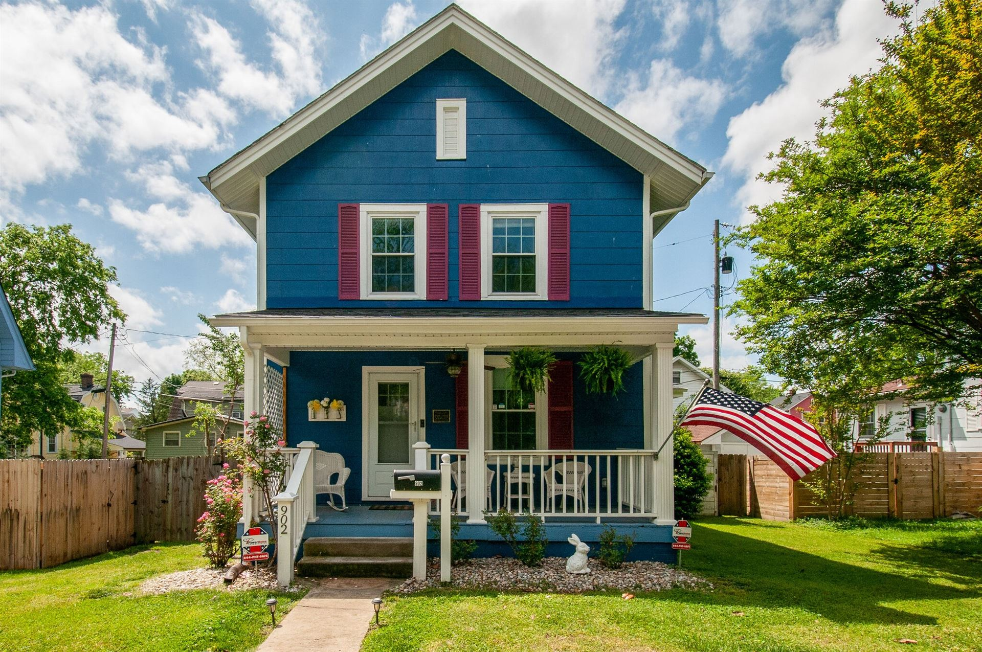 902 Jones St, Old Hickory, TN 37138 - MLS#: 2250611