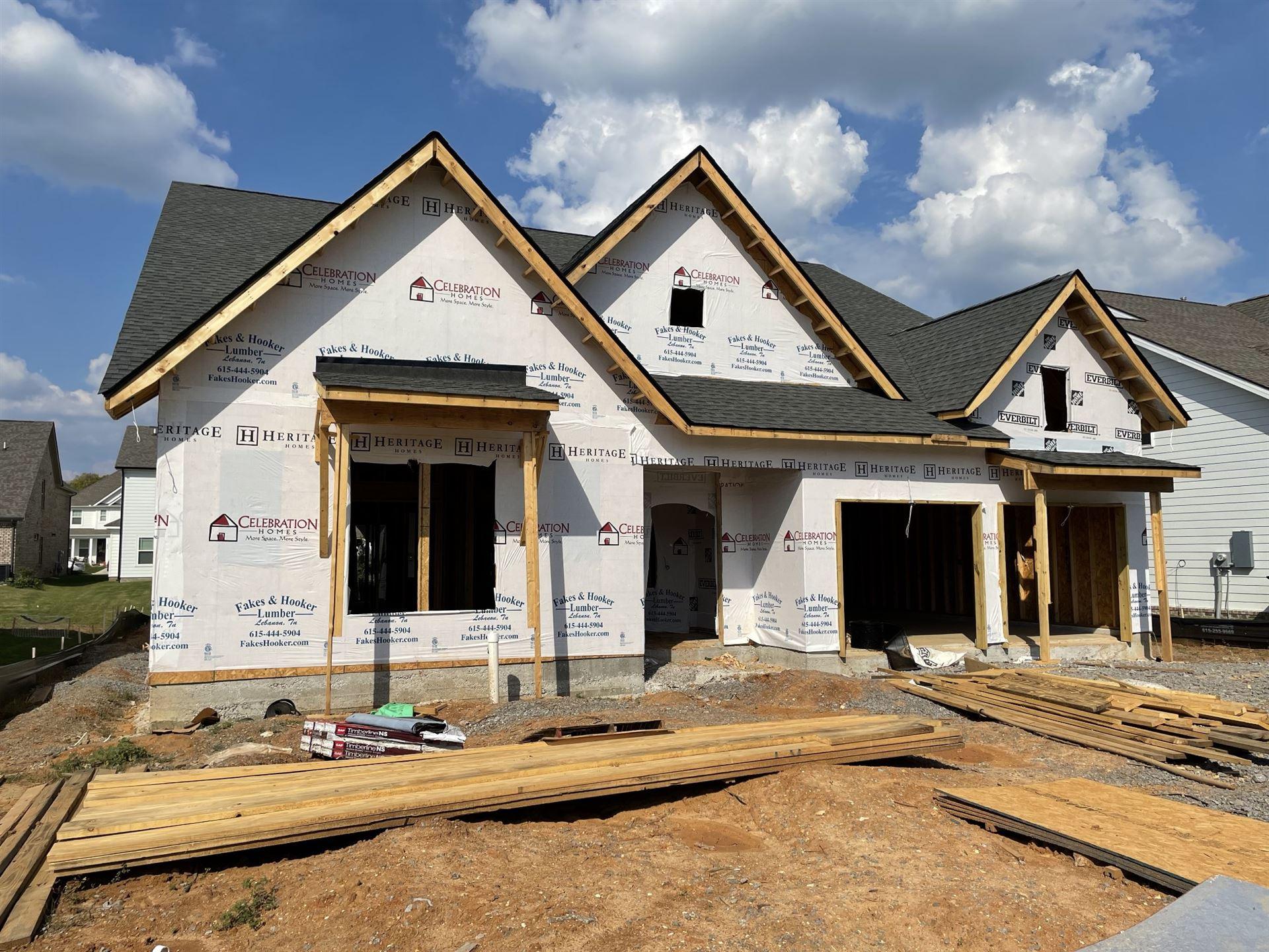5524 Shelton Blvd. (lot 46), Murfreesboro, TN 37129 - MLS#: 2296611