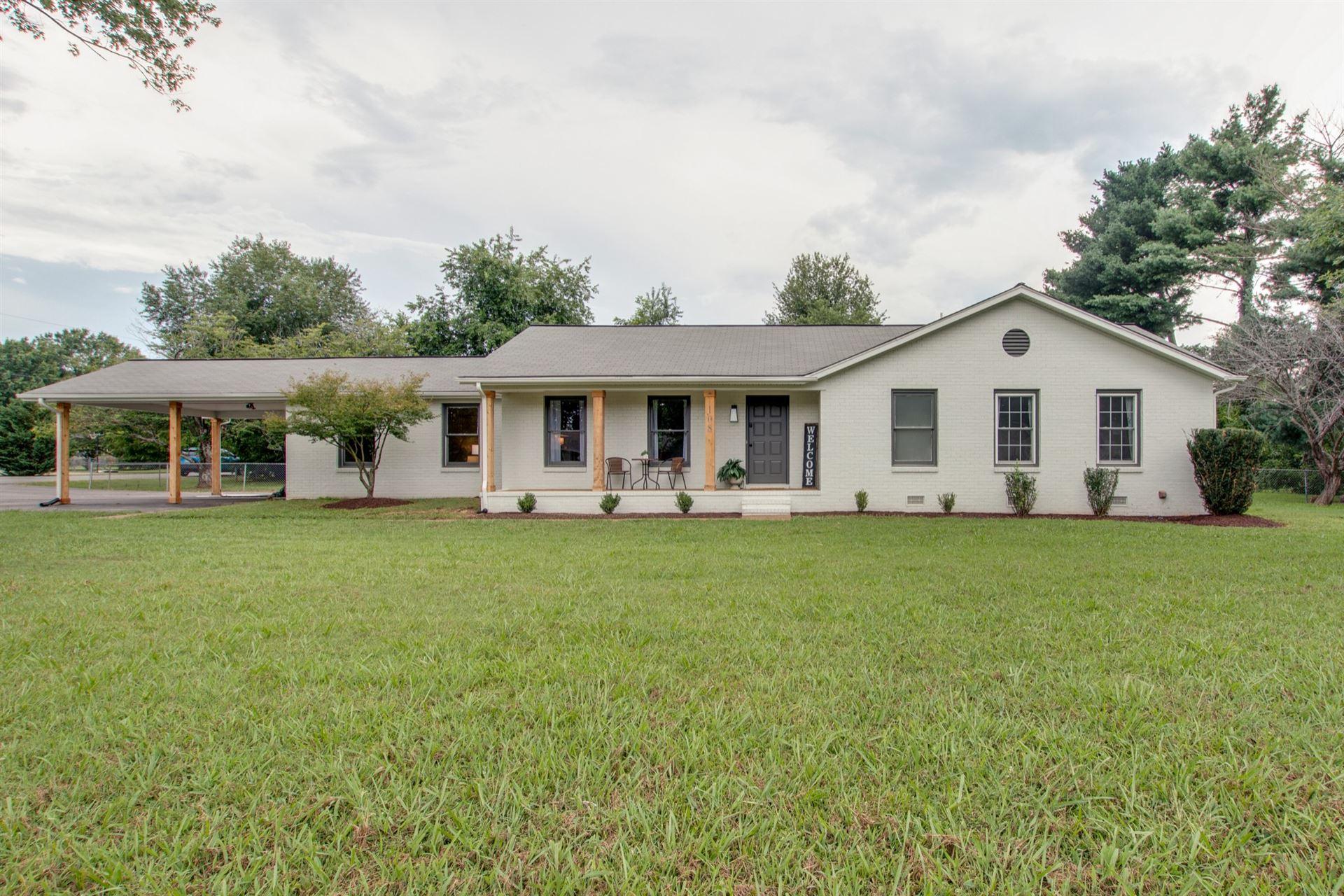 108 Hickory Hills Dr, Murfreesboro, TN 37128 - MLS#: 2172615