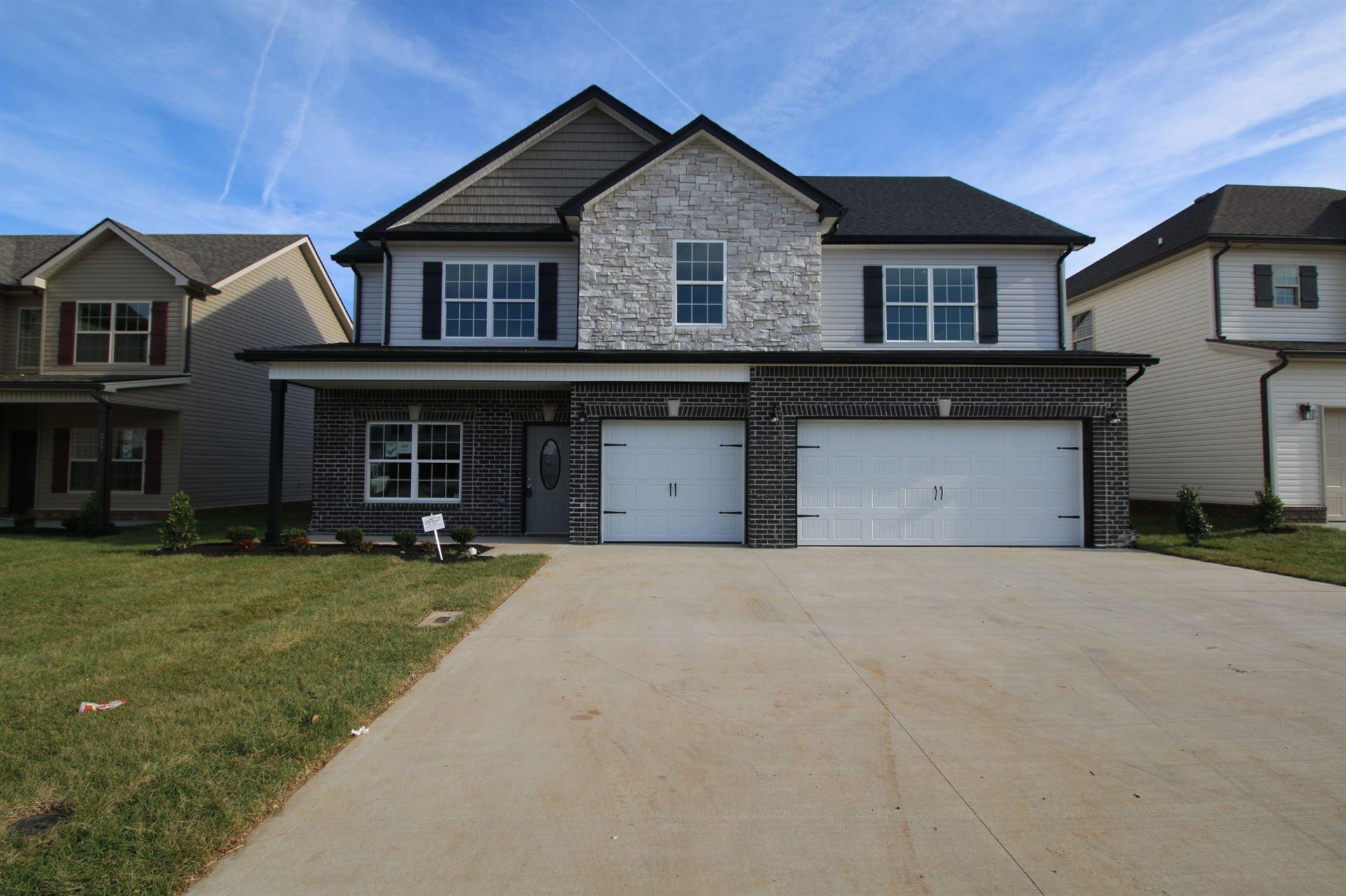 157 Mills Creek, Clarksville, TN 37042 - MLS#: 2291616
