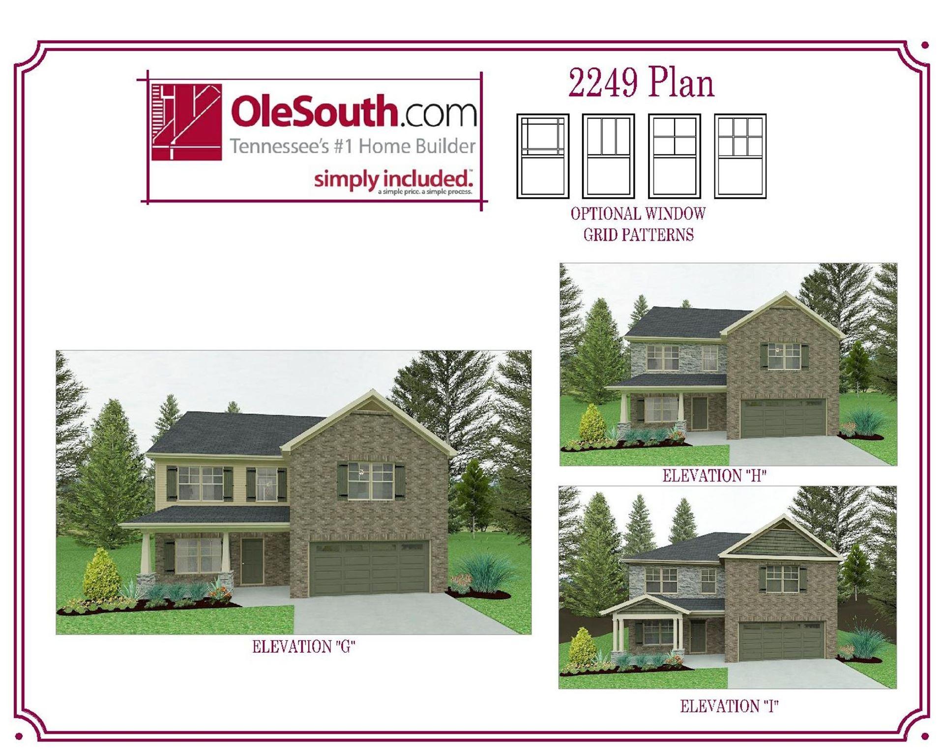 797 Callie Lane (Lot 47), Pleasant View, TN 37146 - MLS#: 2275621