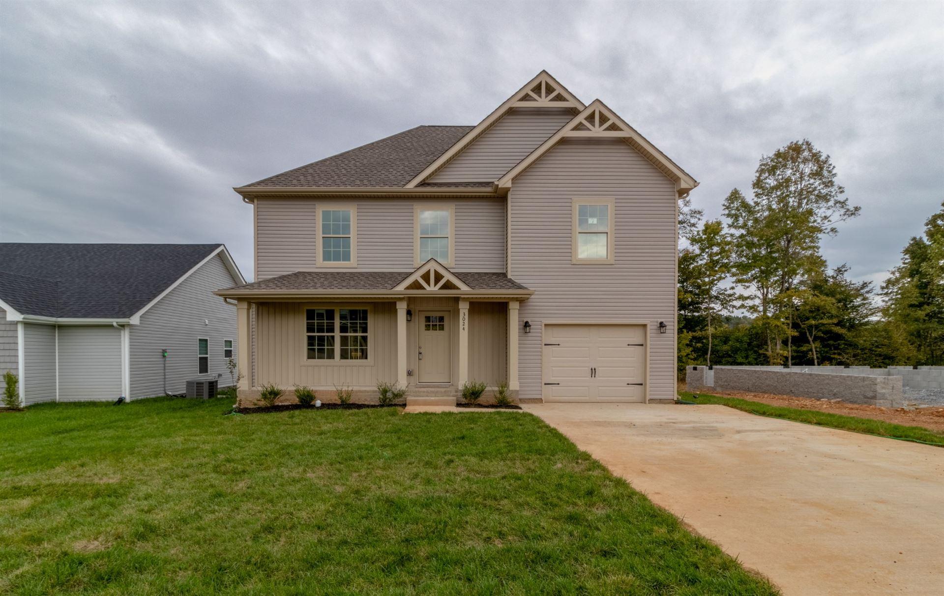 3024 Core Drive, Clarksville, TN 37040 - MLS#: 2300622