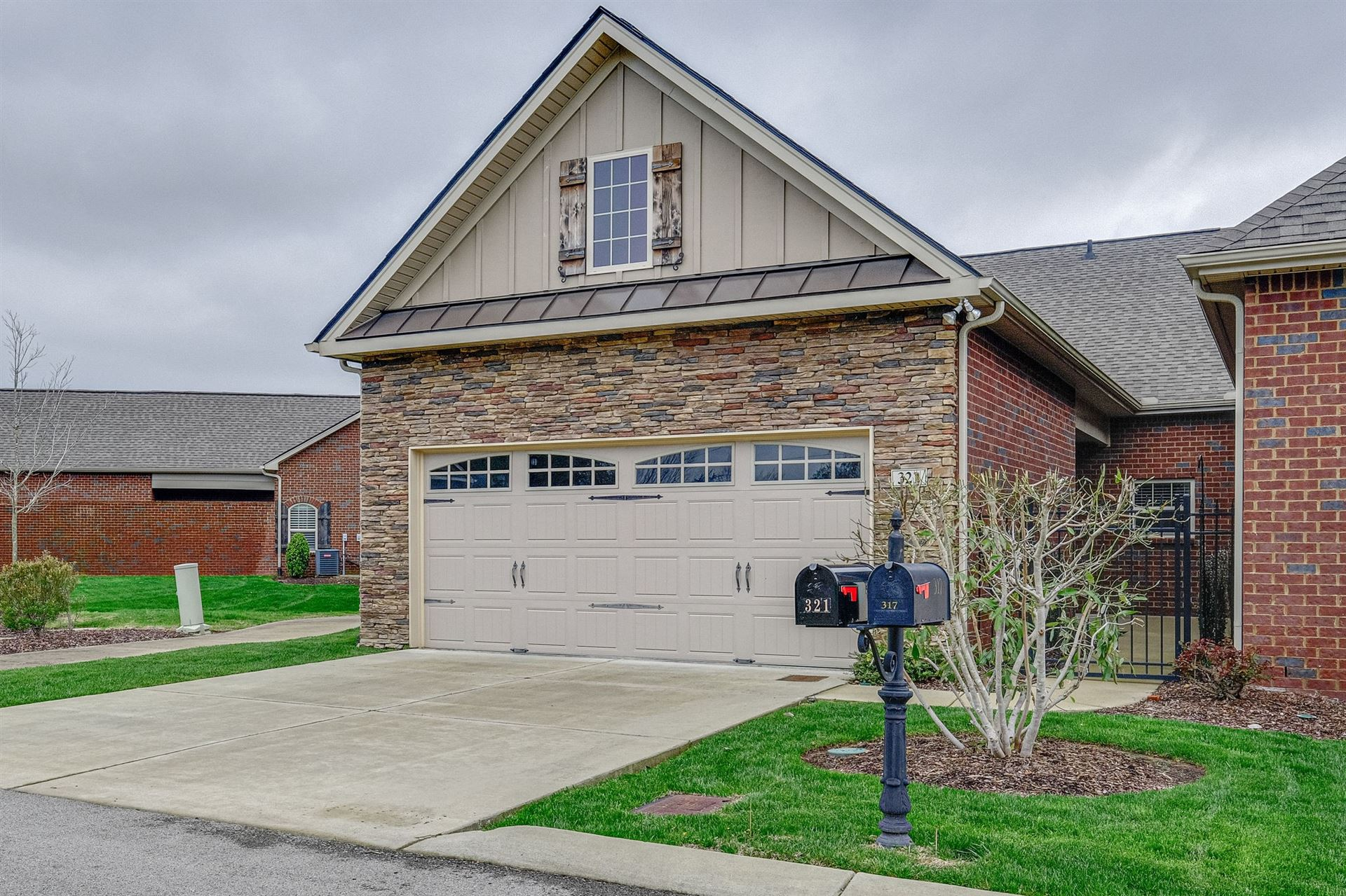 Photo of 321 Thesing Ct, Nolensville, TN 37135 (MLS # 2135623)