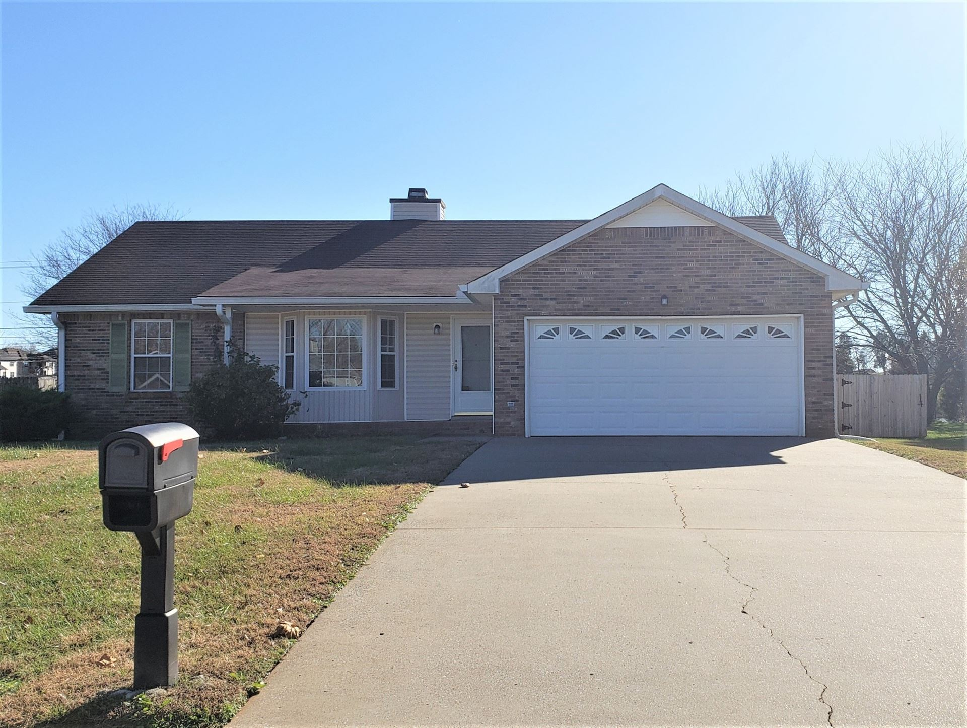 1284 Cheryl Ct, Clarksville, TN 37042 - MLS#: 2207624