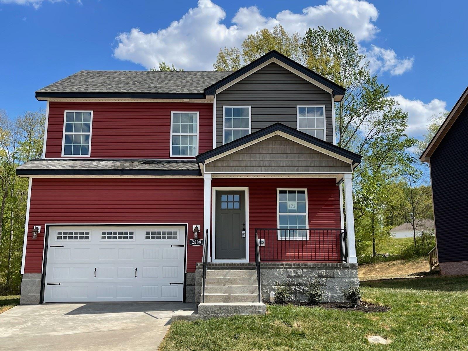 2889 Teakwood Drive, Clarksville, TN 37040 - MLS#: 2219624