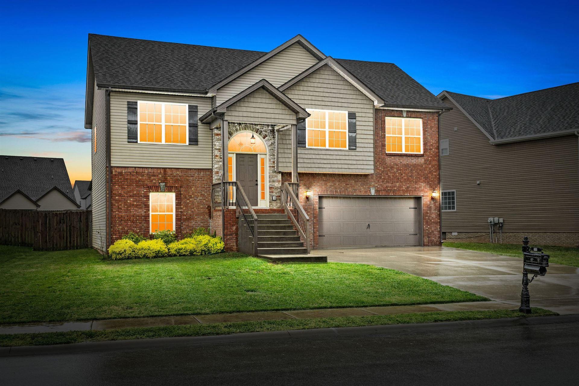 1061 Thrasher Dr, Clarksville, TN 37040 - MLS#: 2253625