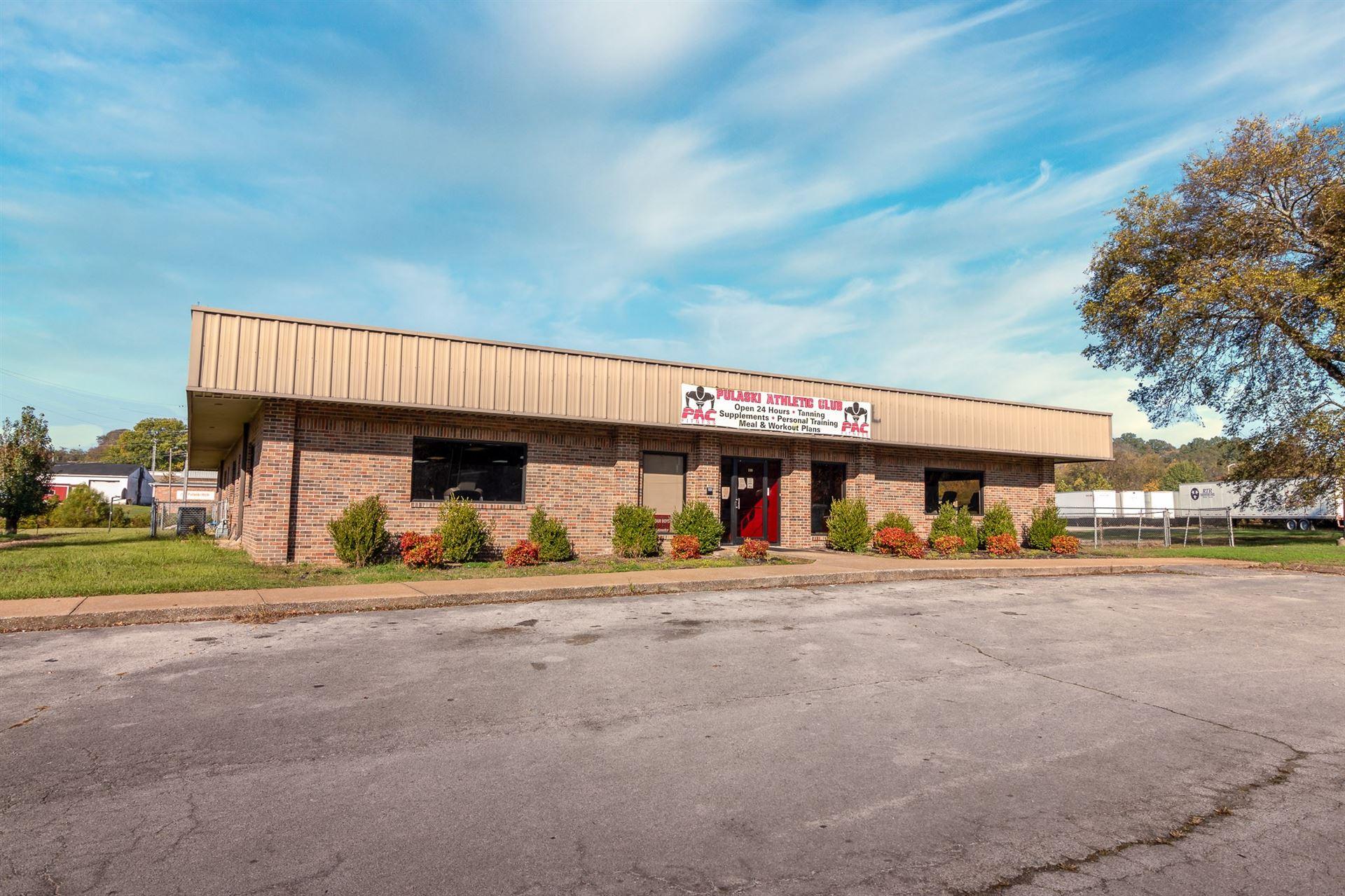 Photo of 110 N 8th St, Pulaski, TN 38478 (MLS # 2201631)