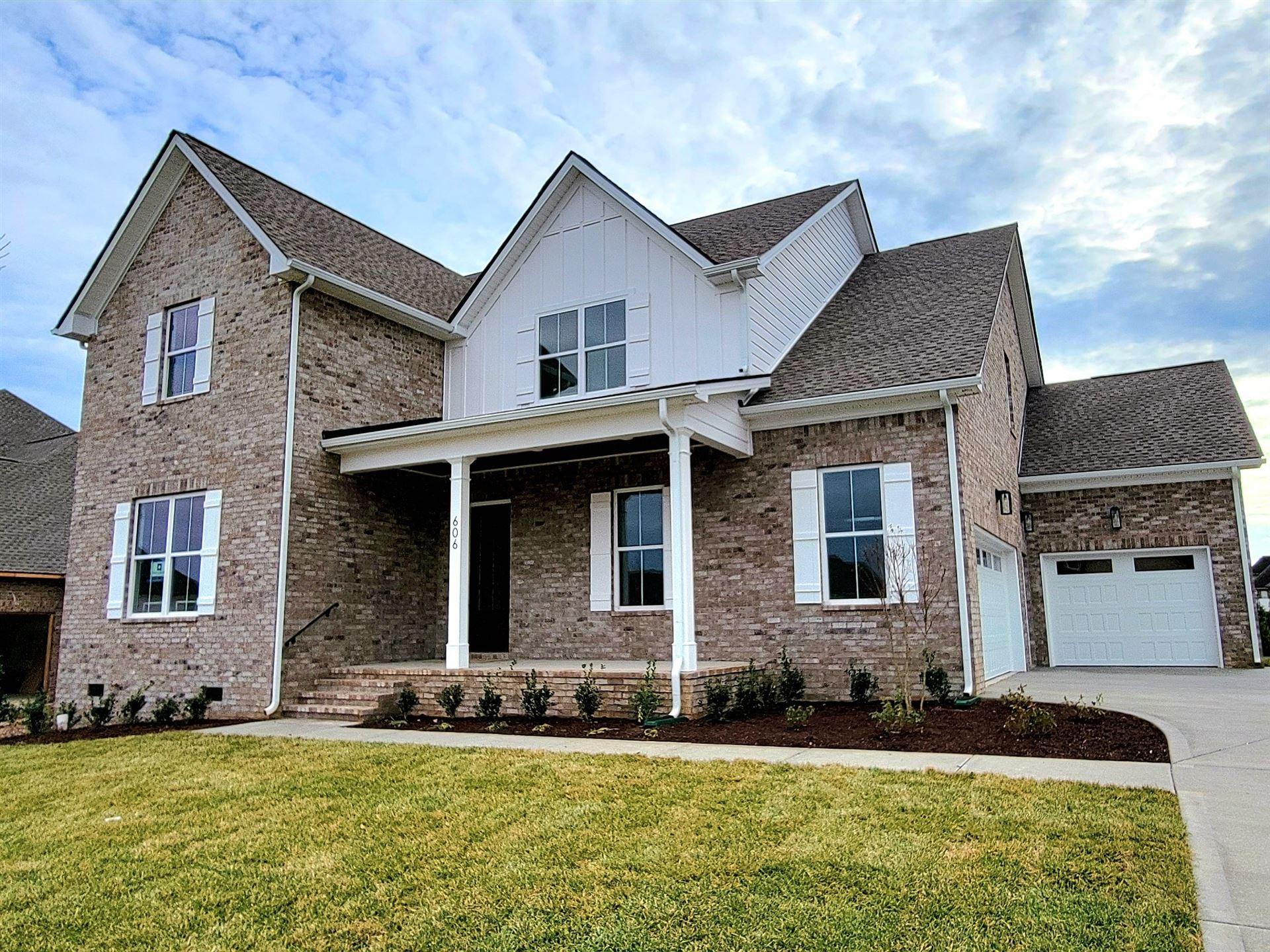 606 Reichert Ct- Lot 194, Murfreesboro, TN 37130 - MLS#: 2276632