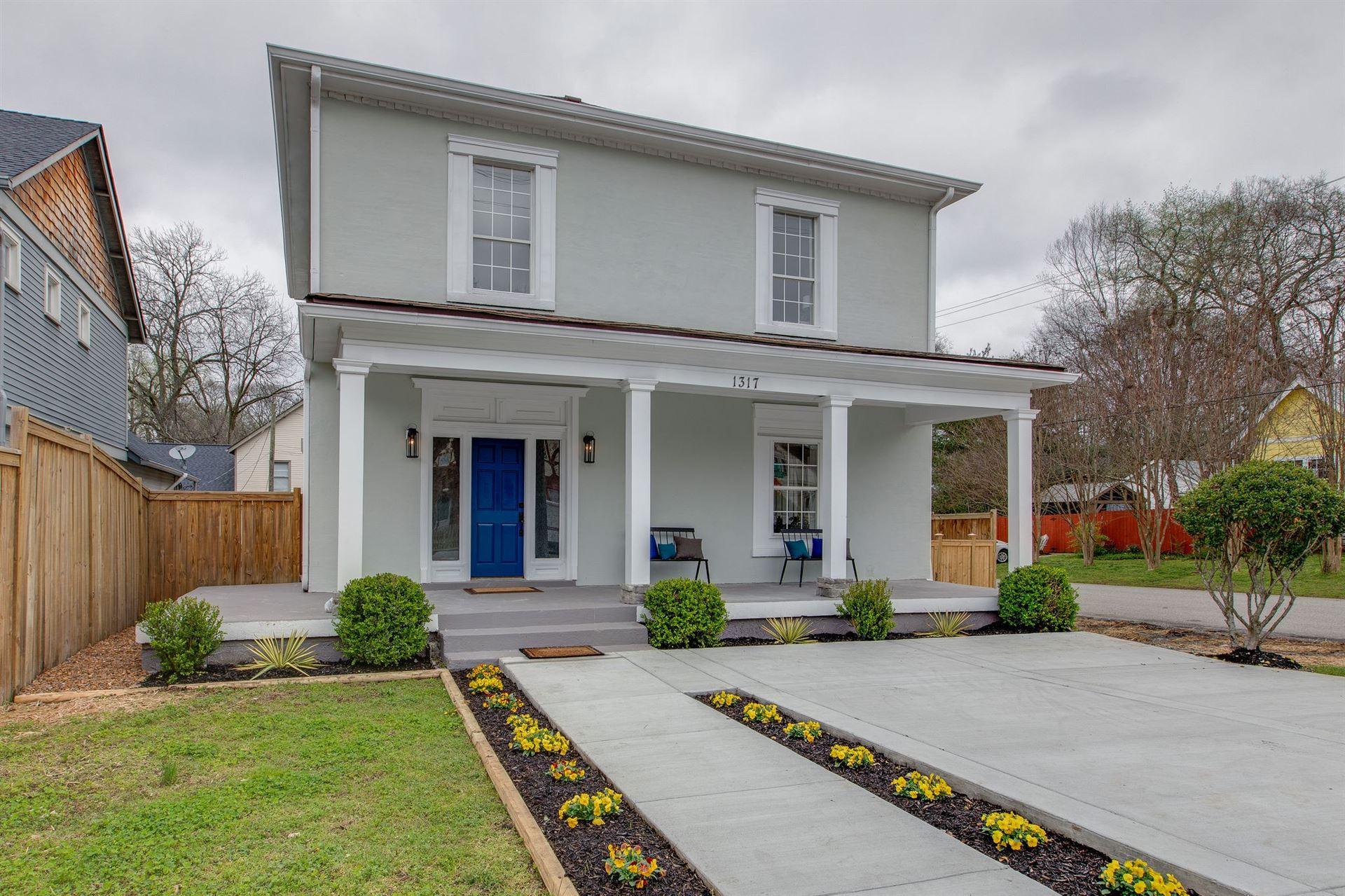 1317 Greenwood Ave, Nashville, TN 37206 - MLS#: 2182633