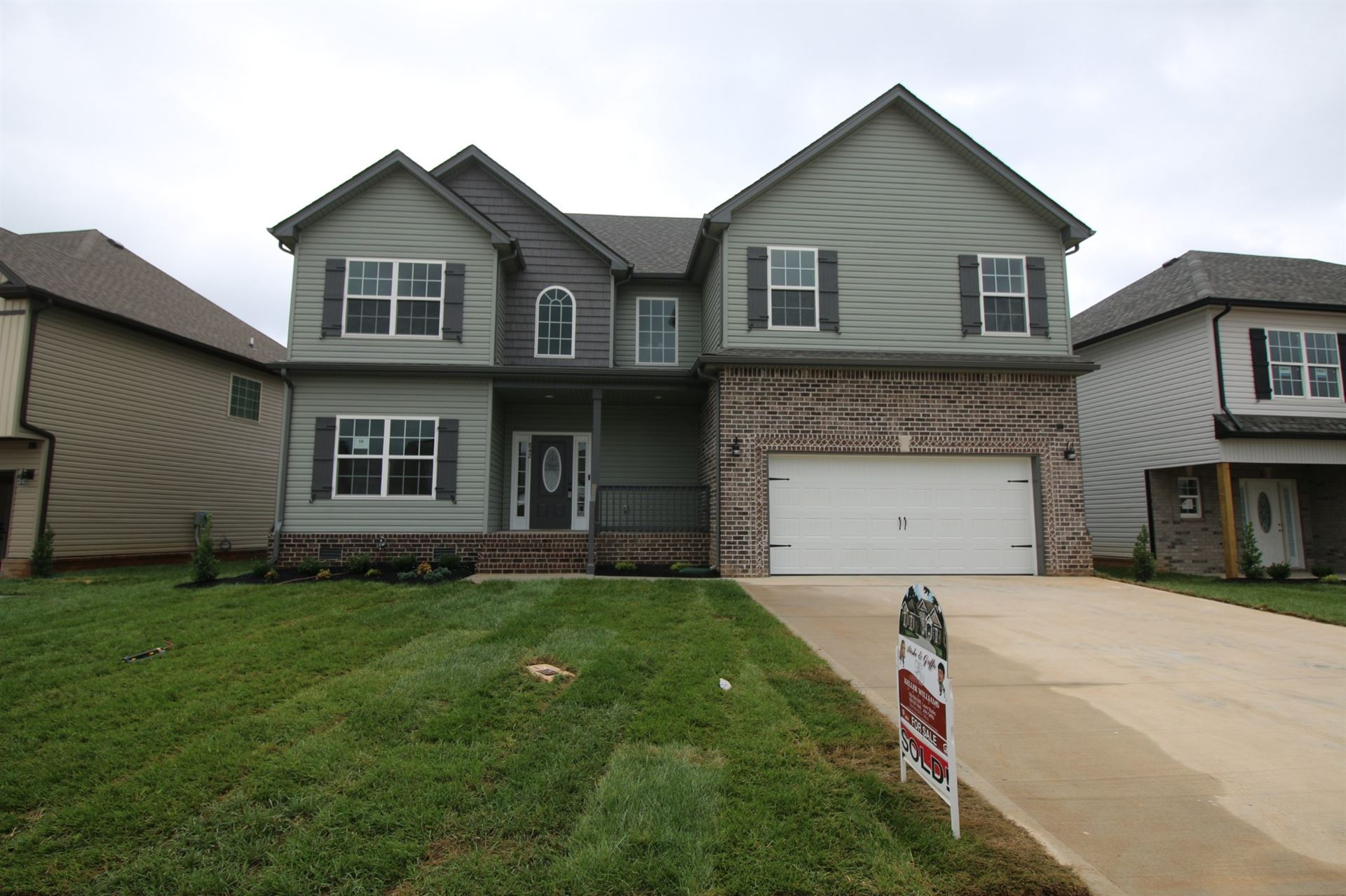 18 Mills Creek, Clarksville, TN 37042 - MLS#: 2241634