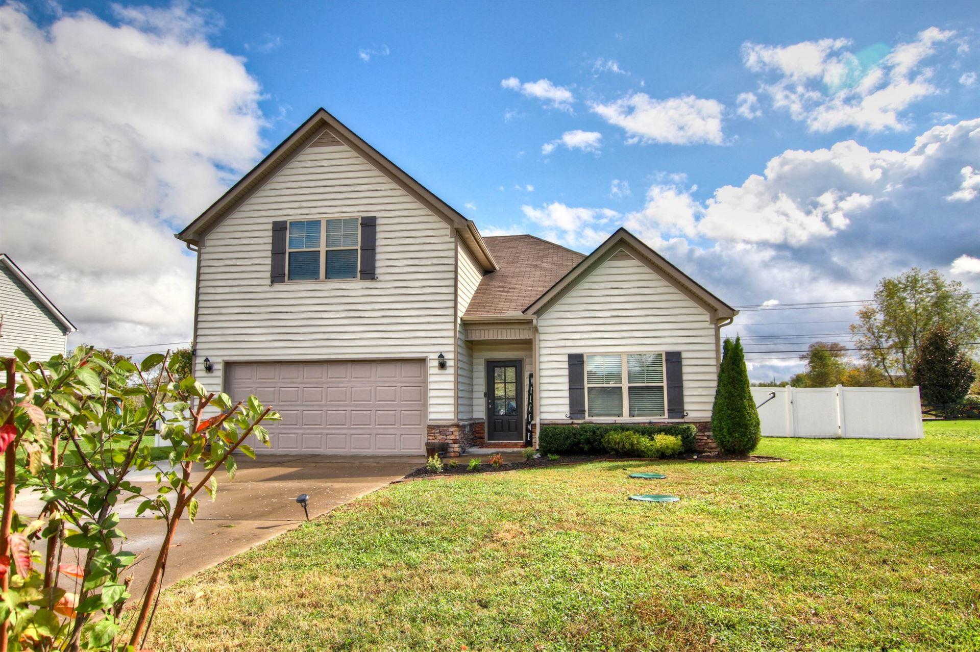 604 Creekbend Ln, Murfreesboro, TN 37129 - MLS#: 2202635