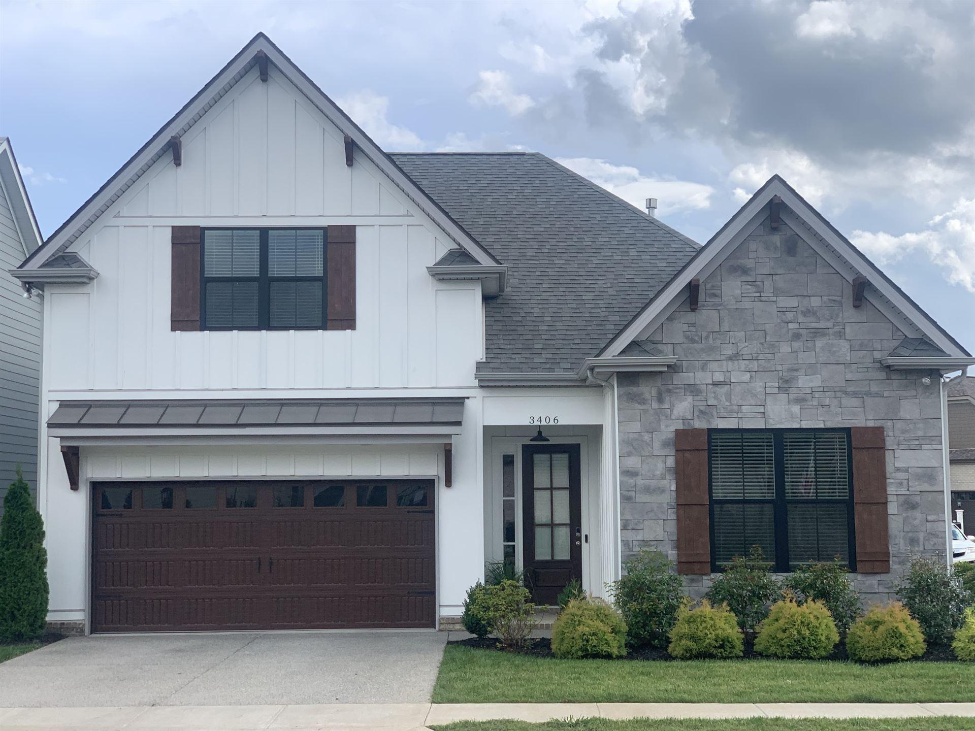 3406 Chianti Circle, Murfreesboro, TN 37129 - MLS#: 2283638