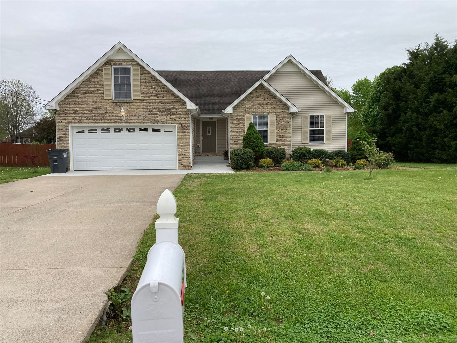 3697 Churchplace Ave, Clarksville, TN 37040 - MLS#: 2244642