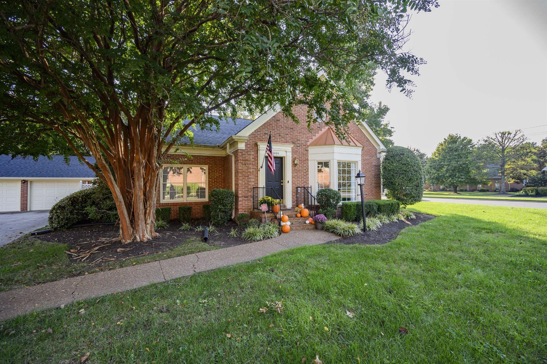 Photo of 1604 Belmont Court, Murfreesboro, TN 37129 (MLS # 2299643)