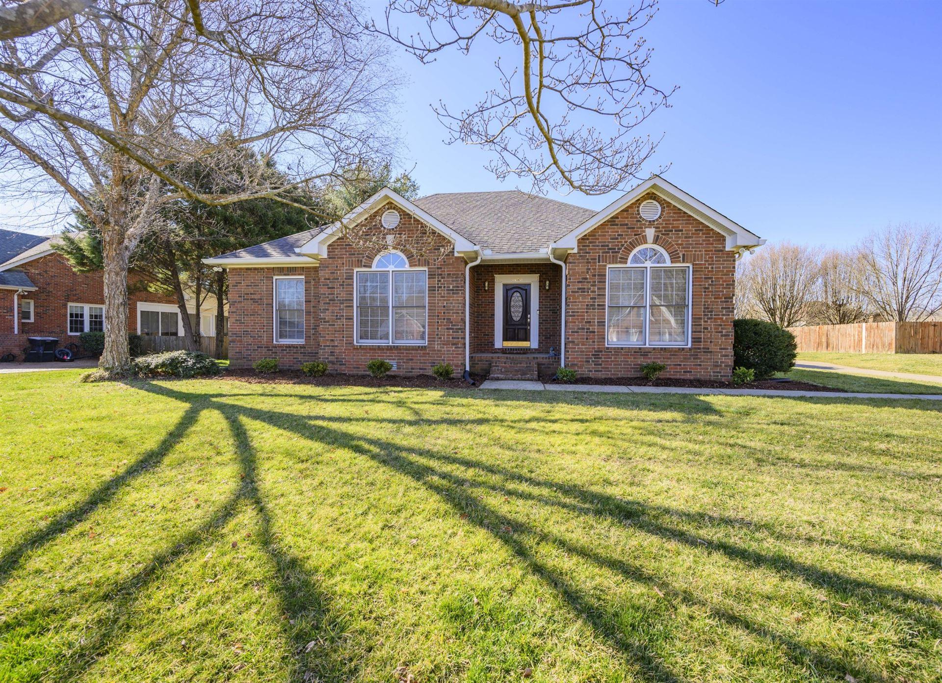 1450 Kensington Dr, Murfreesboro, TN 37130 - MLS#: 2230644