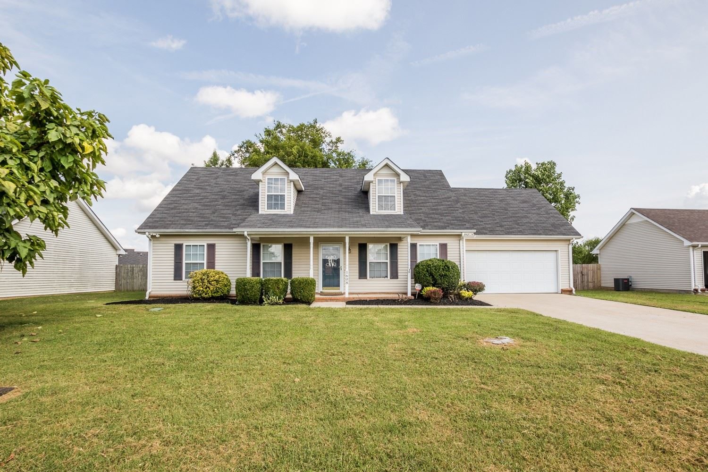 1608 Cason Trl, Murfreesboro, TN 37128 - MLS#: 2191648