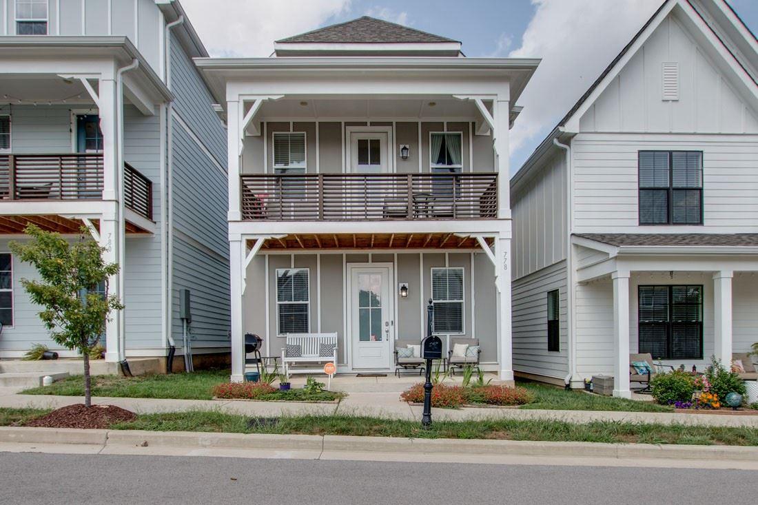 778 Cottage Park Dr, Nashville, TN 37207 - MLS#: 2184652