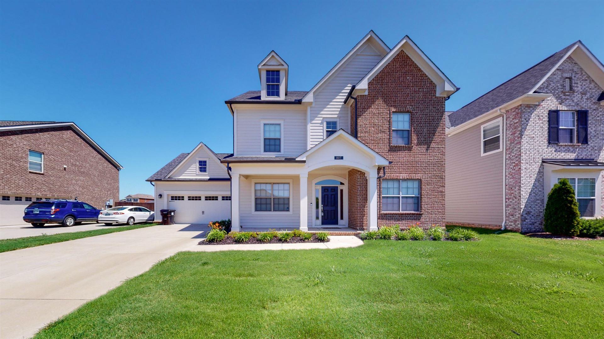 807 Sapphire Dr, Murfreesboro, TN 37128 - MLS#: 2263652