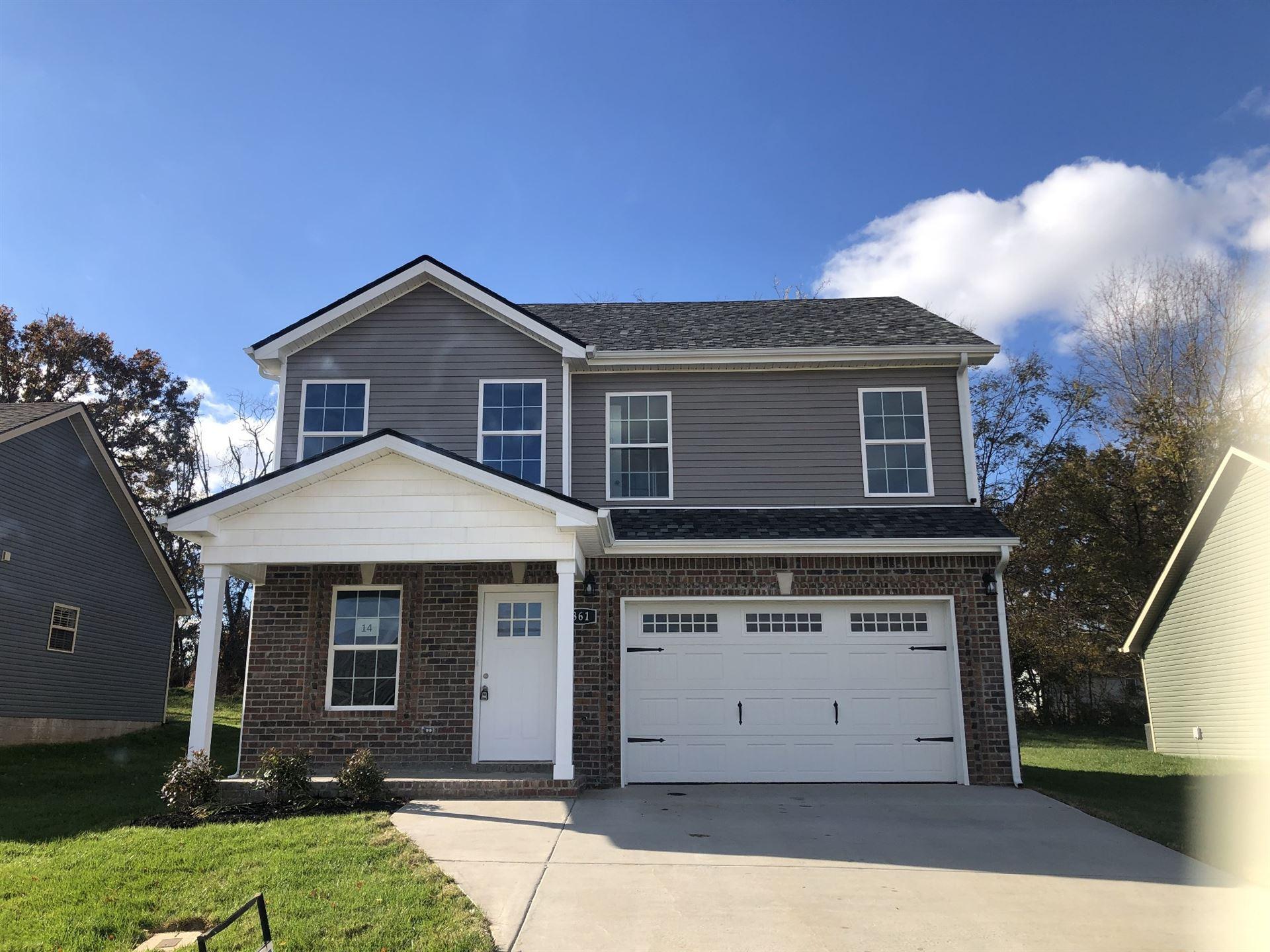 14 Irish Hills, Clarksville, TN 37042 - MLS#: 2264652