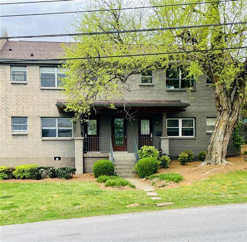 Photo of 2831 Hillside Dr #H5, Nashville, TN 37212 (MLS # 2244653)