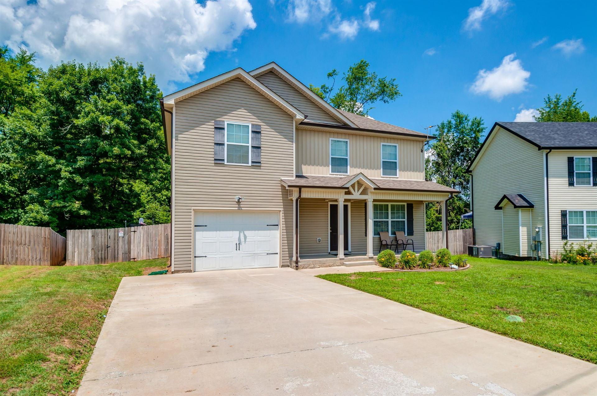 550 Magnolia Dr, Clarksville, TN 37042 - MLS#: 2187653