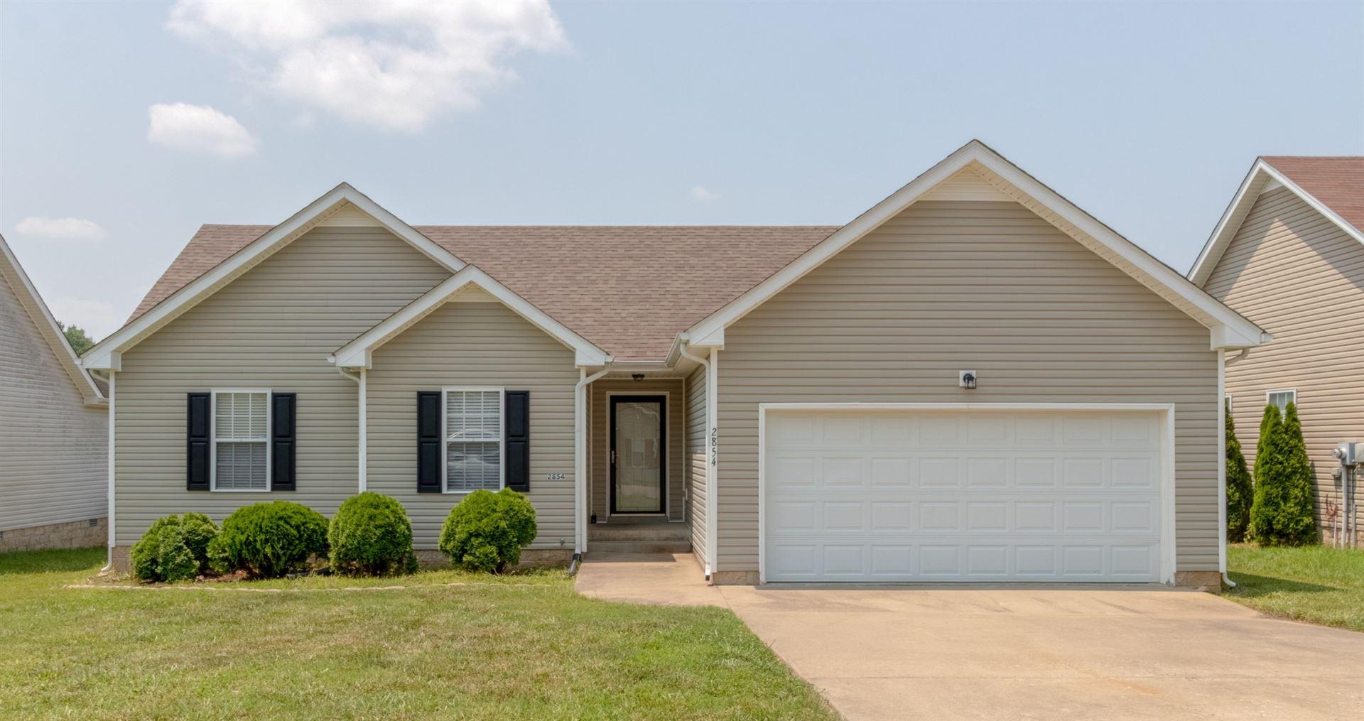 Photo of 2854 Teakwood Dr, Clarksville, TN 37040 (MLS # 2275655)