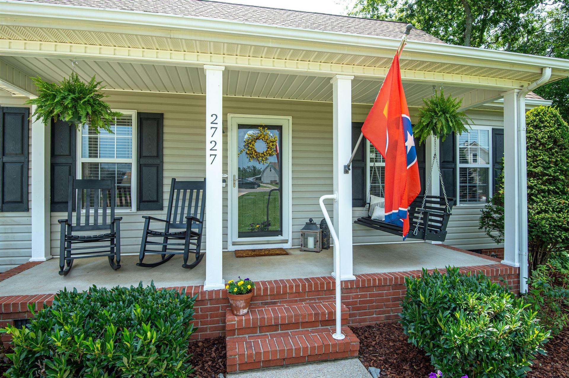 Photo of 2727 Zakary Ct, Spring Hill, TN 37174 (MLS # 2167656)