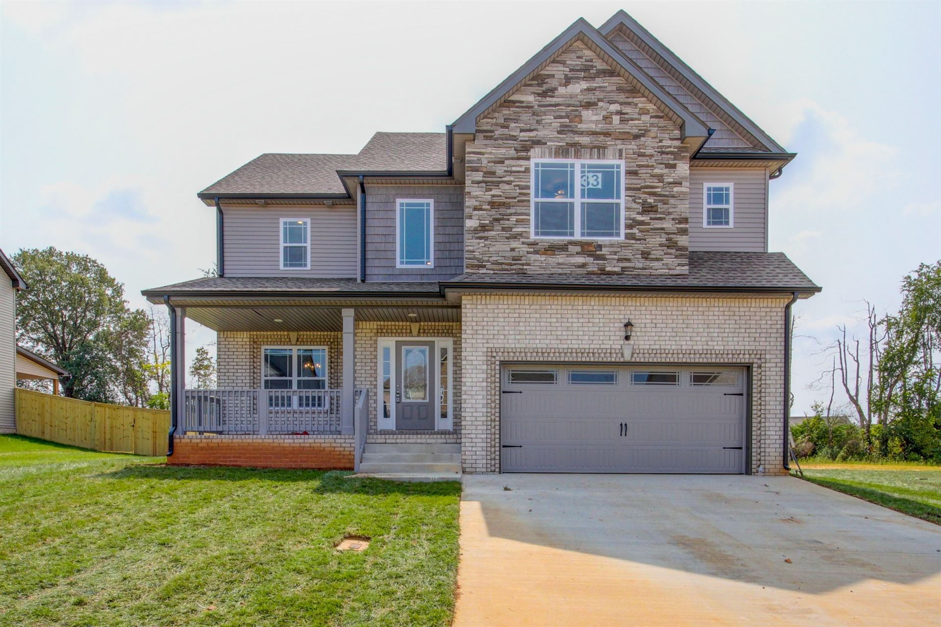 33 Reserve at Hickory Wild, Clarksville, TN 37043 - MLS#: 2126657