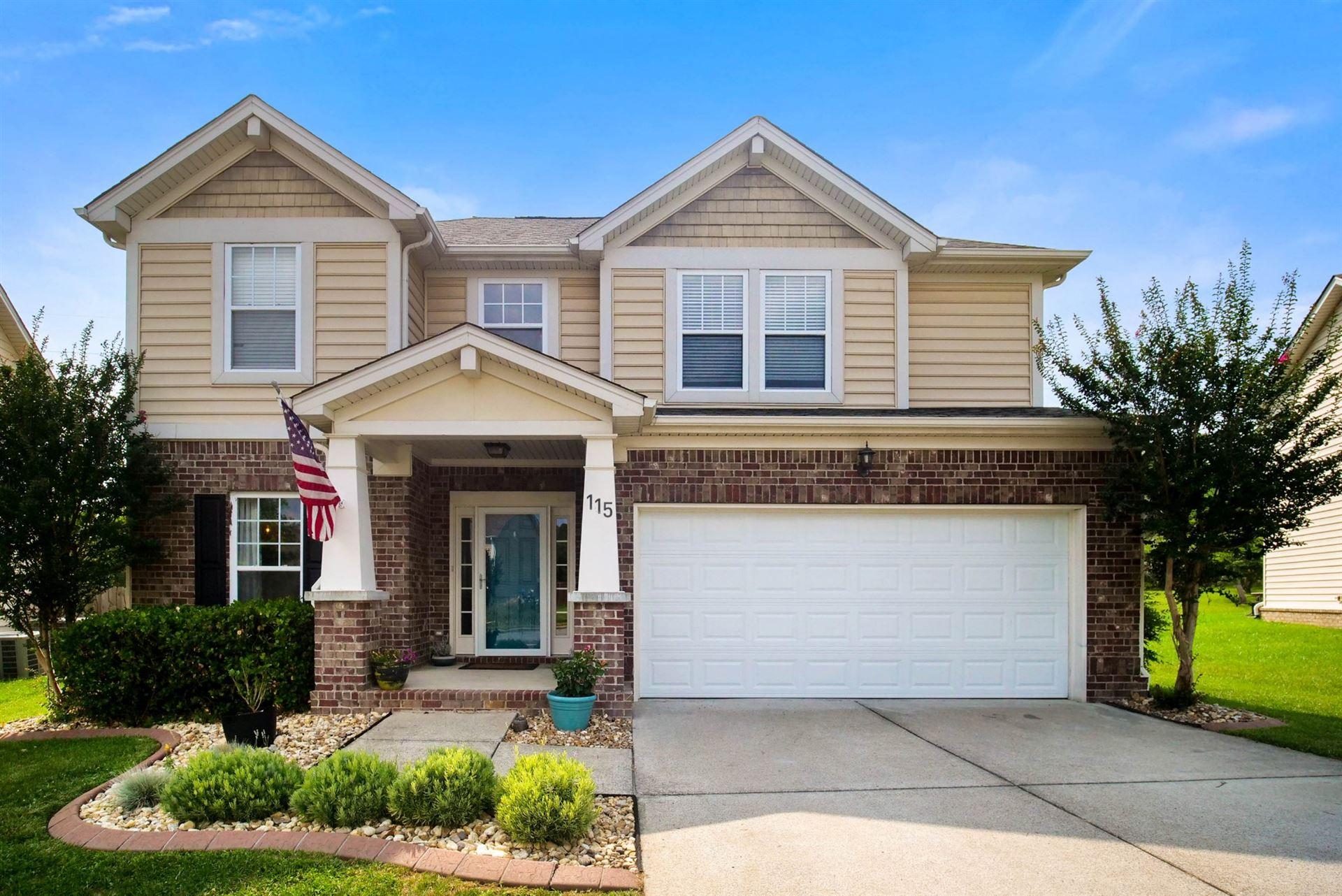 115 Villa Way, Hendersonville, TN 37075 - MLS#: 2274660
