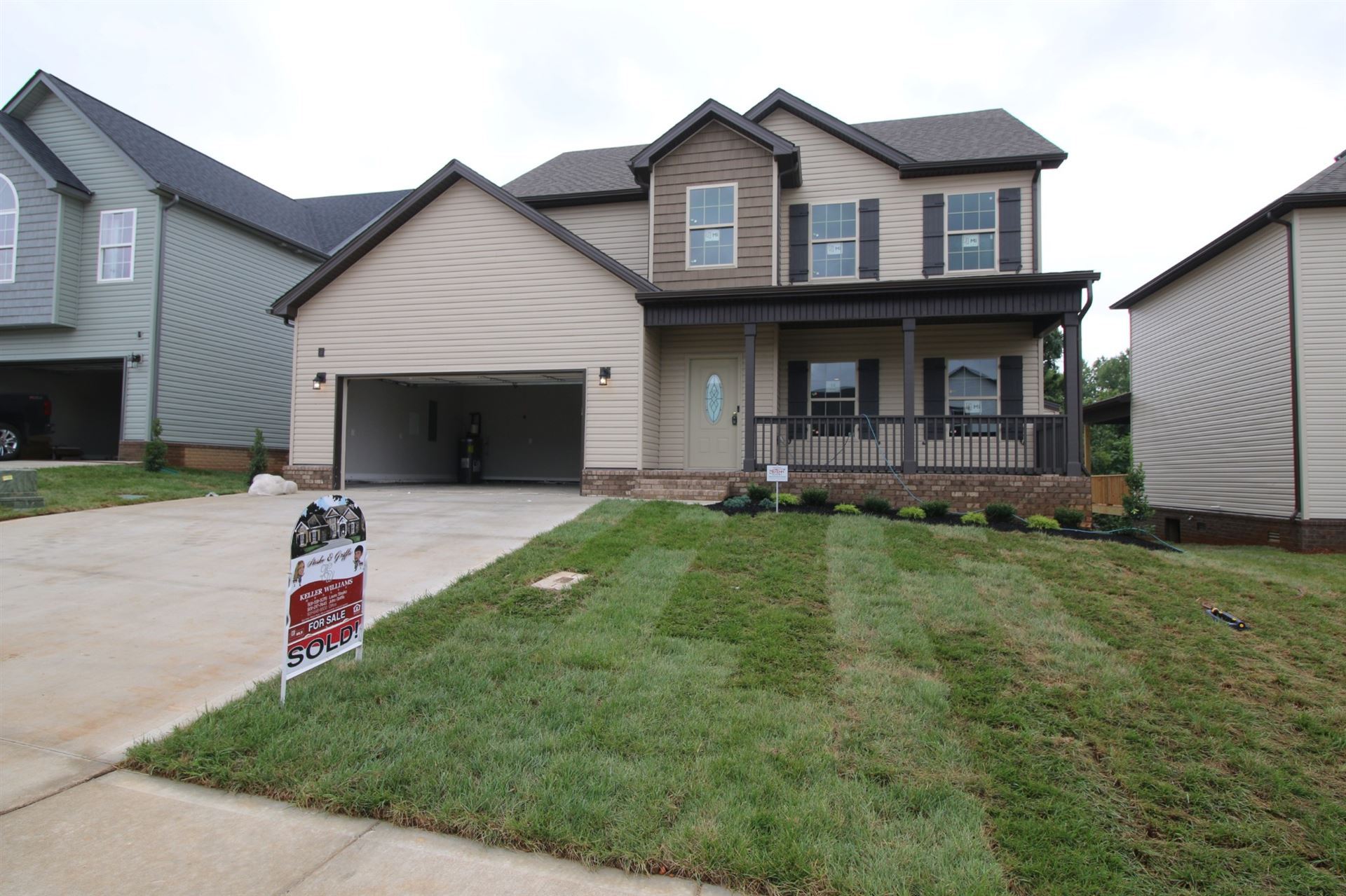 14 Mills Creek, Clarksville, TN 37042 - MLS#: 2240661
