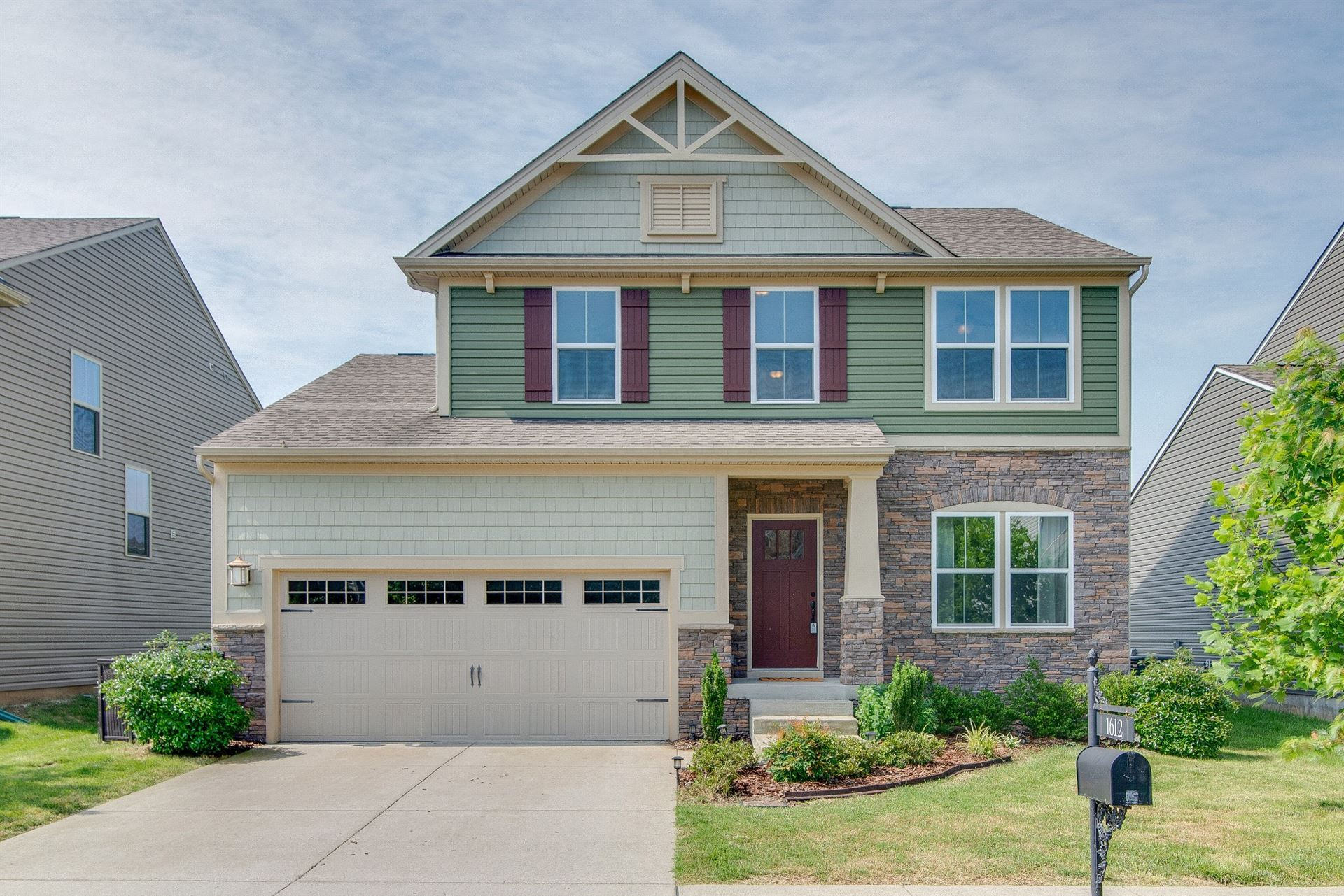 Photo of 1612 Brockton Ln, Nashville, TN 37221 (MLS # 2156666)