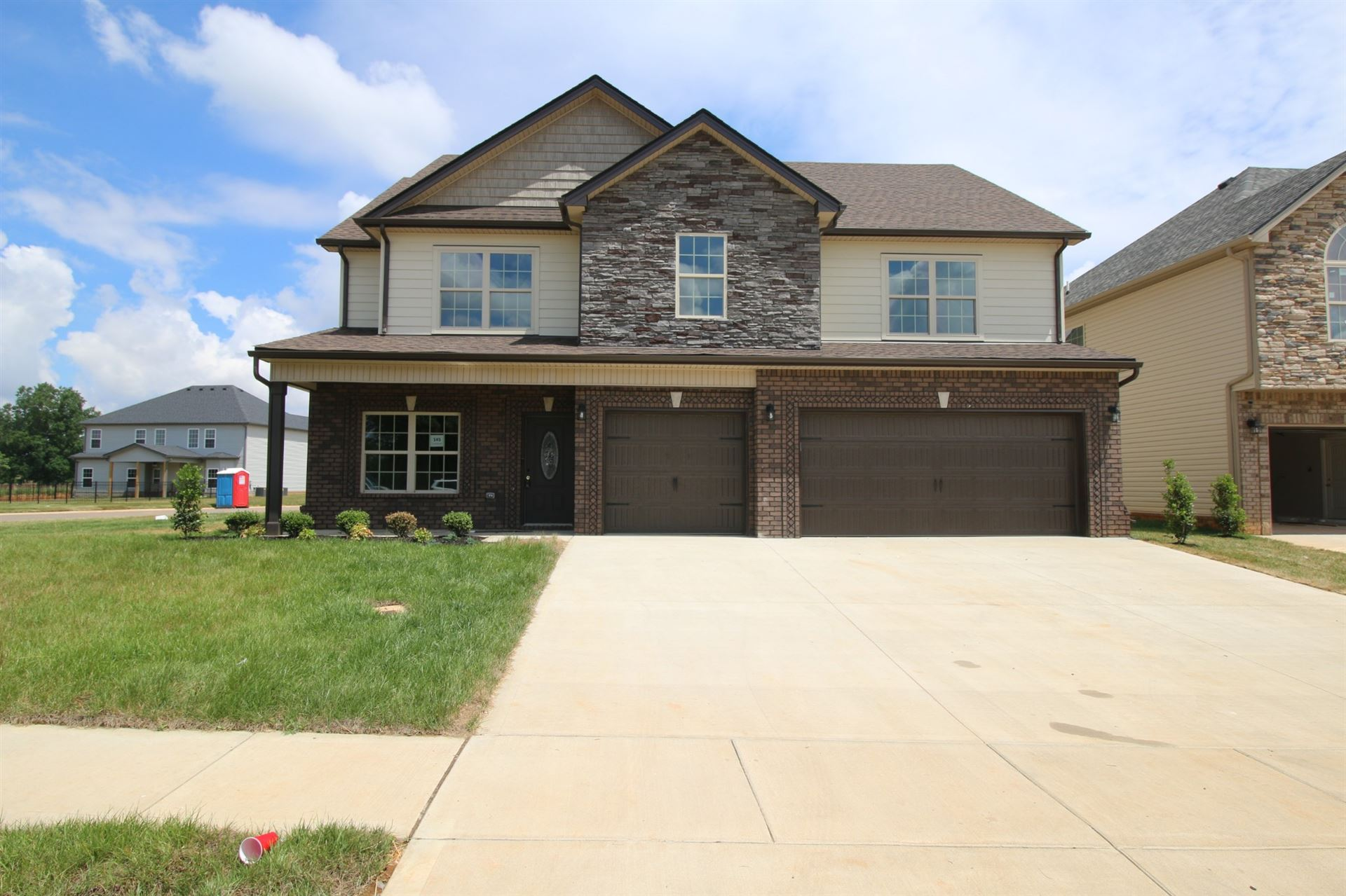 145 Charleston Oaks, Clarksville, TN 37042 - MLS#: 2220666