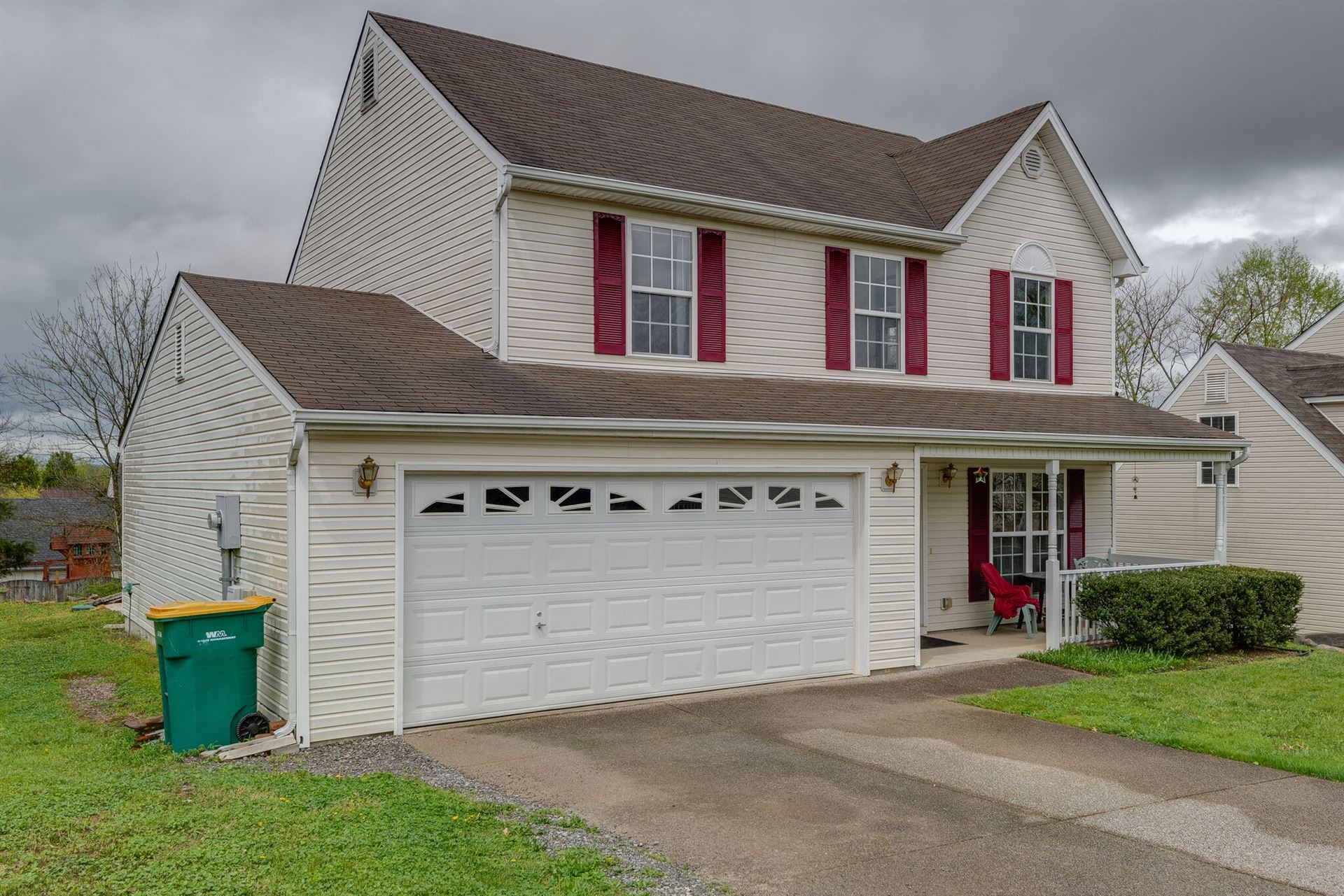 Photo of 1034 Vanguard Dr, Spring Hill, TN 37174 (MLS # 2243667)