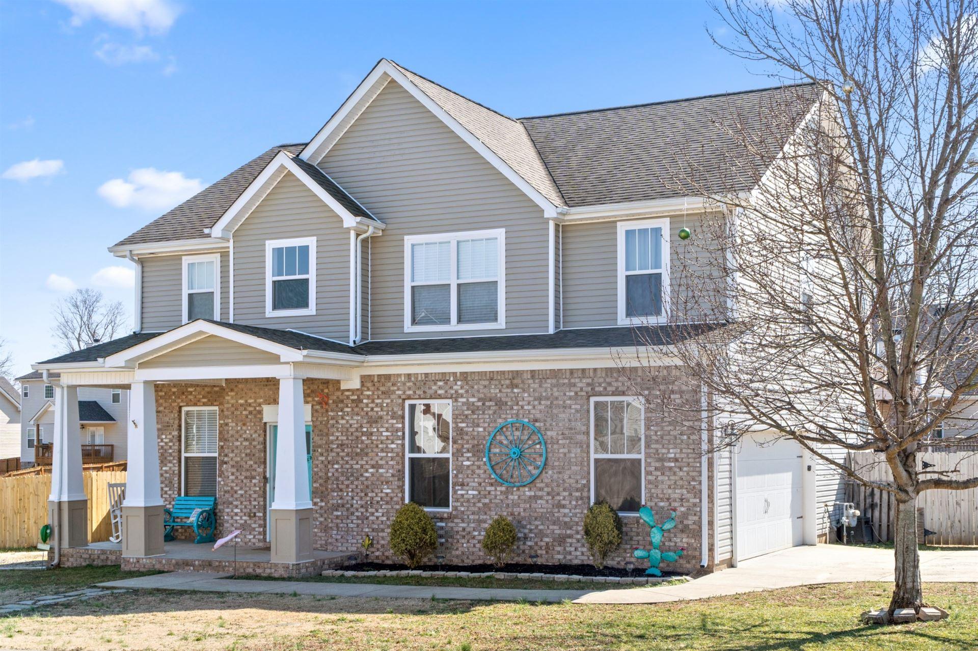 3509 Spring House Trl, Clarksville, TN 37040 - MLS#: 2231668