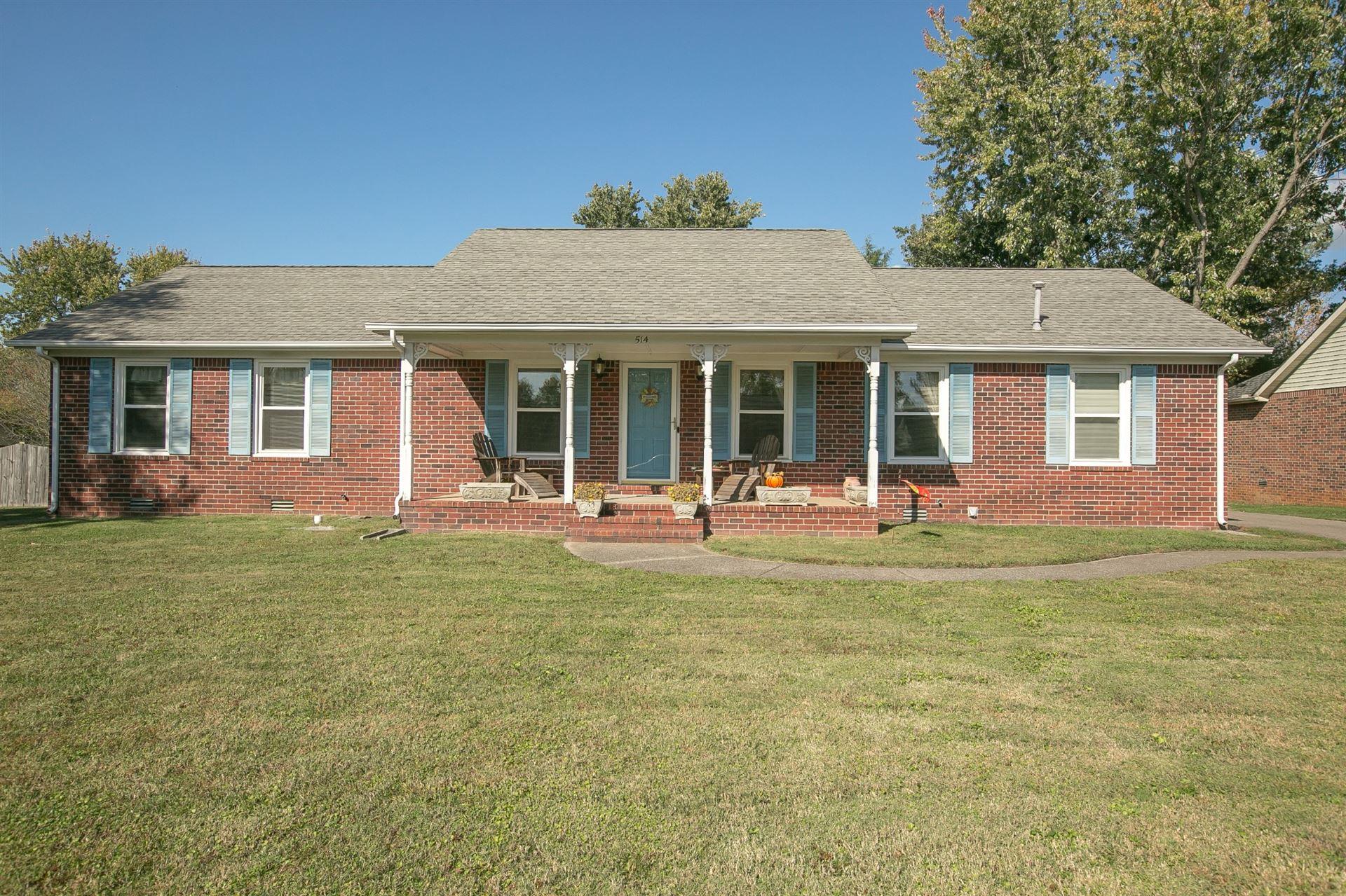 514 Upland Ct, Murfreesboro, TN 37129 - MLS#: 2200669
