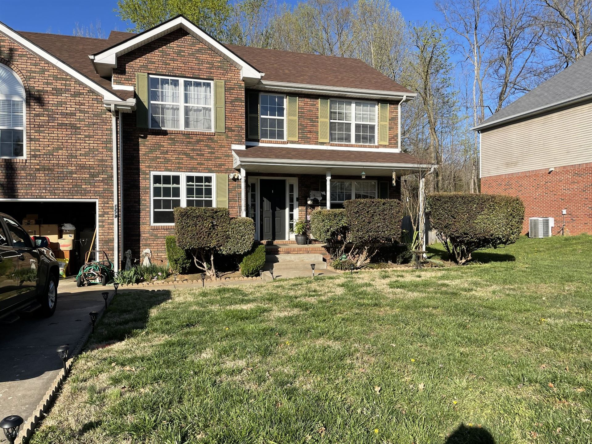 1379 Mountain Way, Clarksville, TN 37043 - MLS#: 2240670