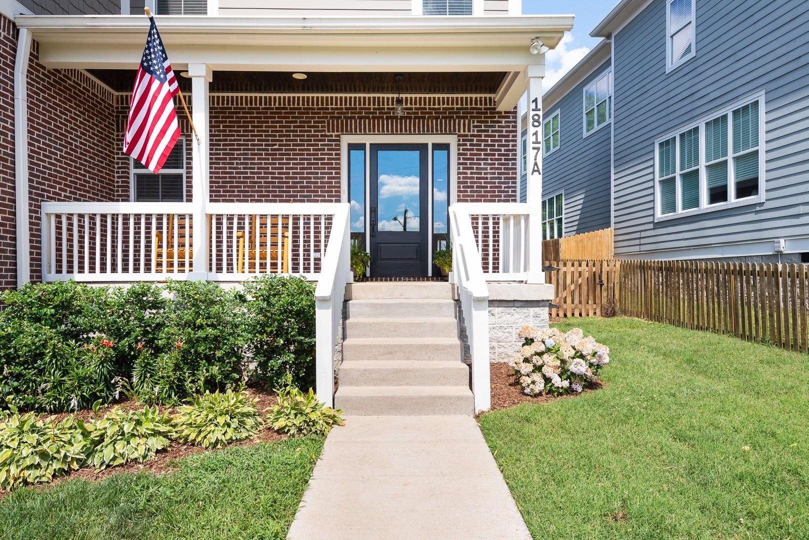 1817 Elliott Ave #A, Nashville, TN 37203 - MLS#: 2274670