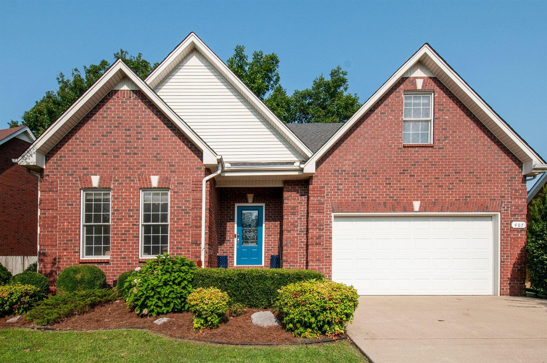 407 Carmel Dr, Murfreesboro, TN 37128 - MLS#: 2275671