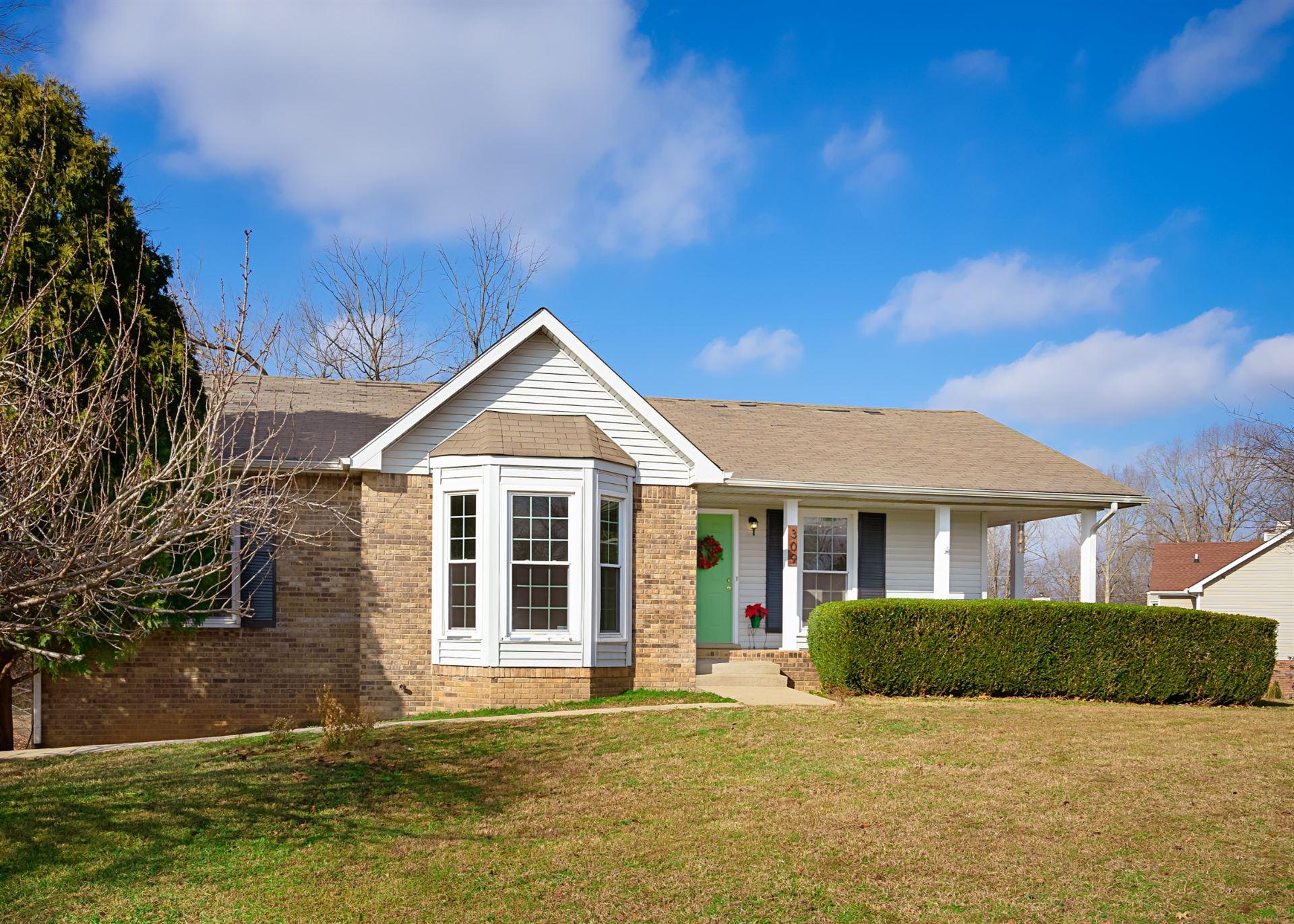 309 Lancaster Rd, Clarksville, TN 37042 - MLS#: 2213672