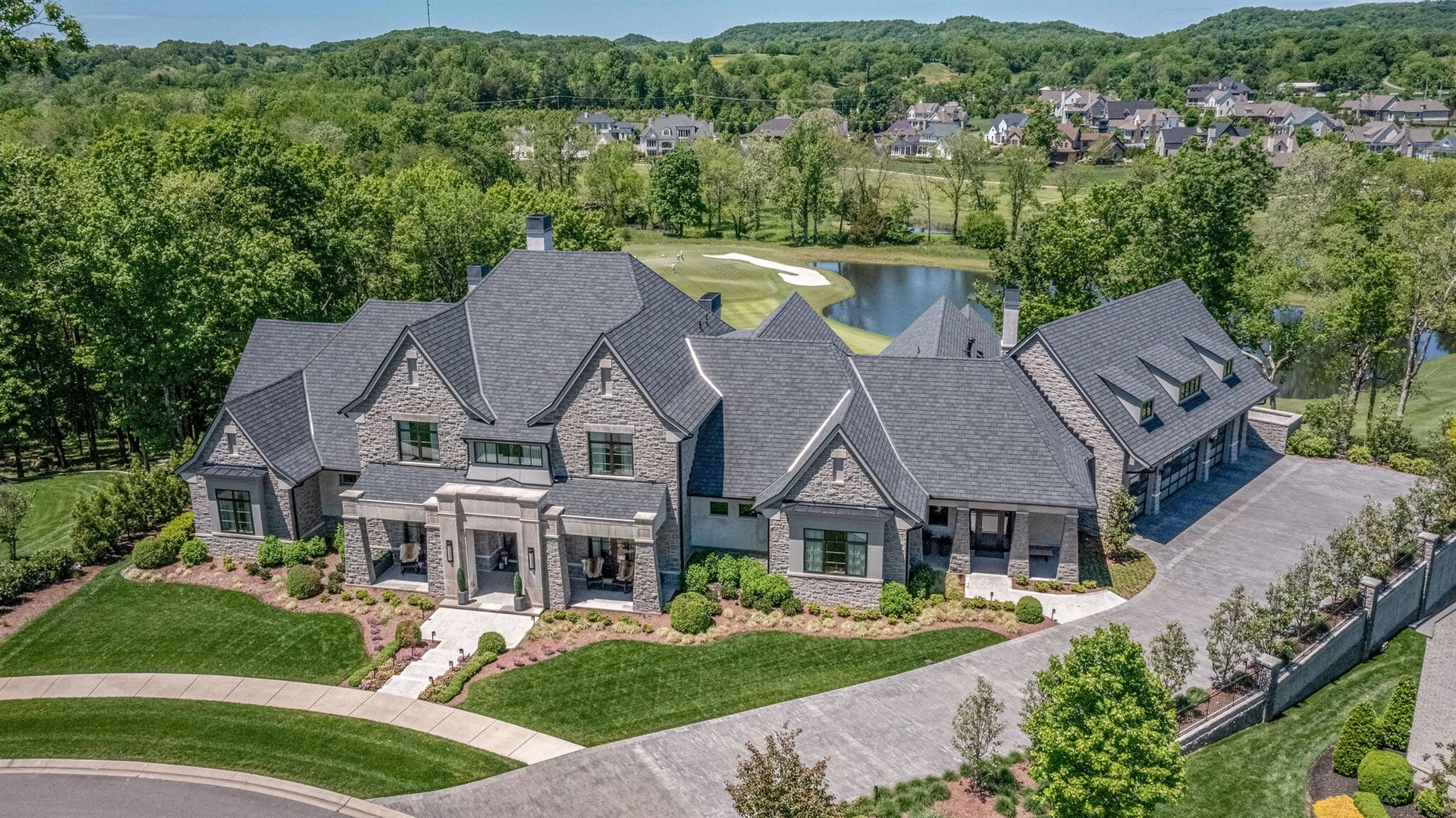 8131 Mountaintop Dr, College Grove, TN 37046 - MLS#: 2234674