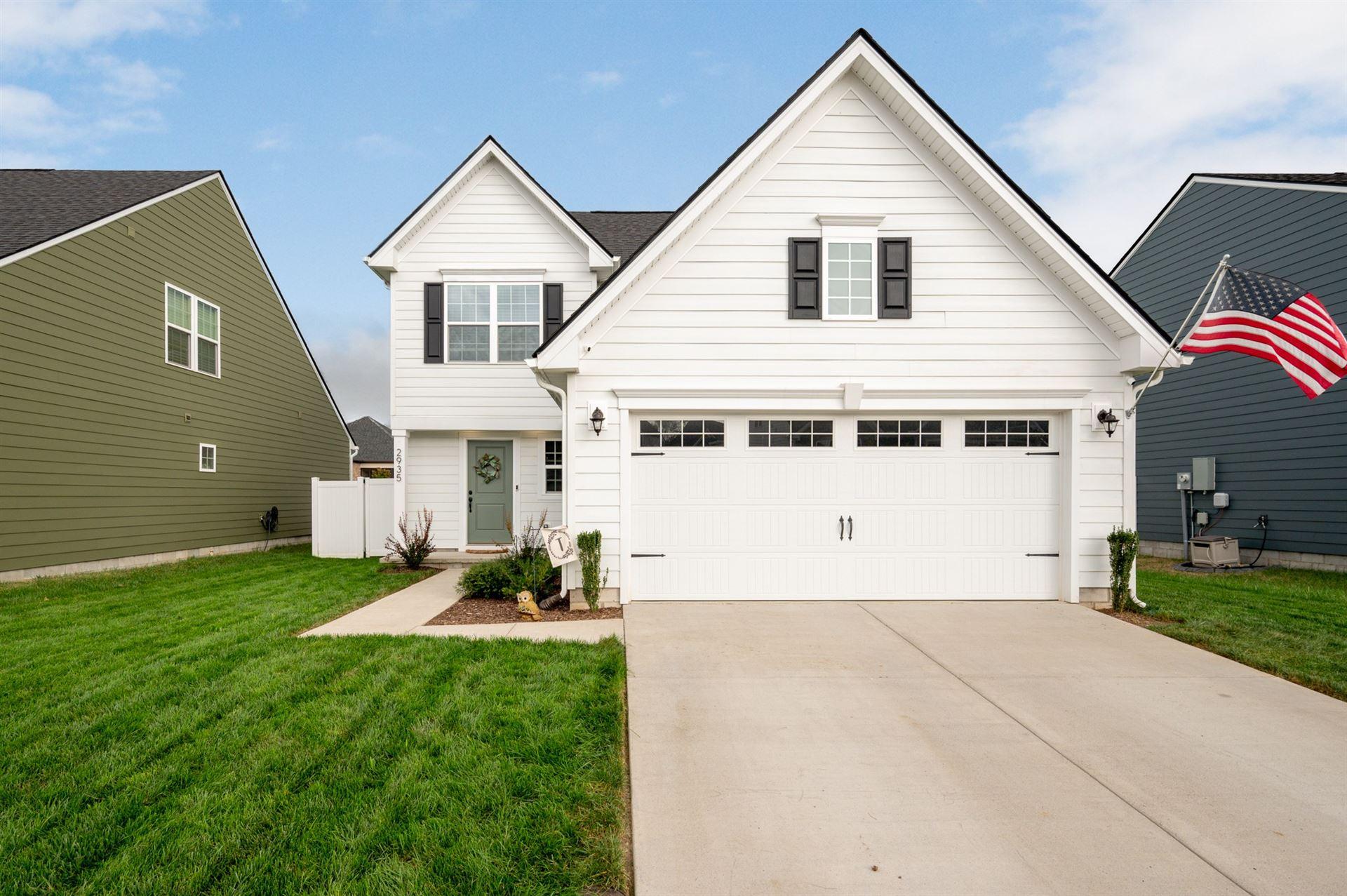 2935 Bluestem Ln, Murfreesboro, TN 37128 - MLS#: 2292674