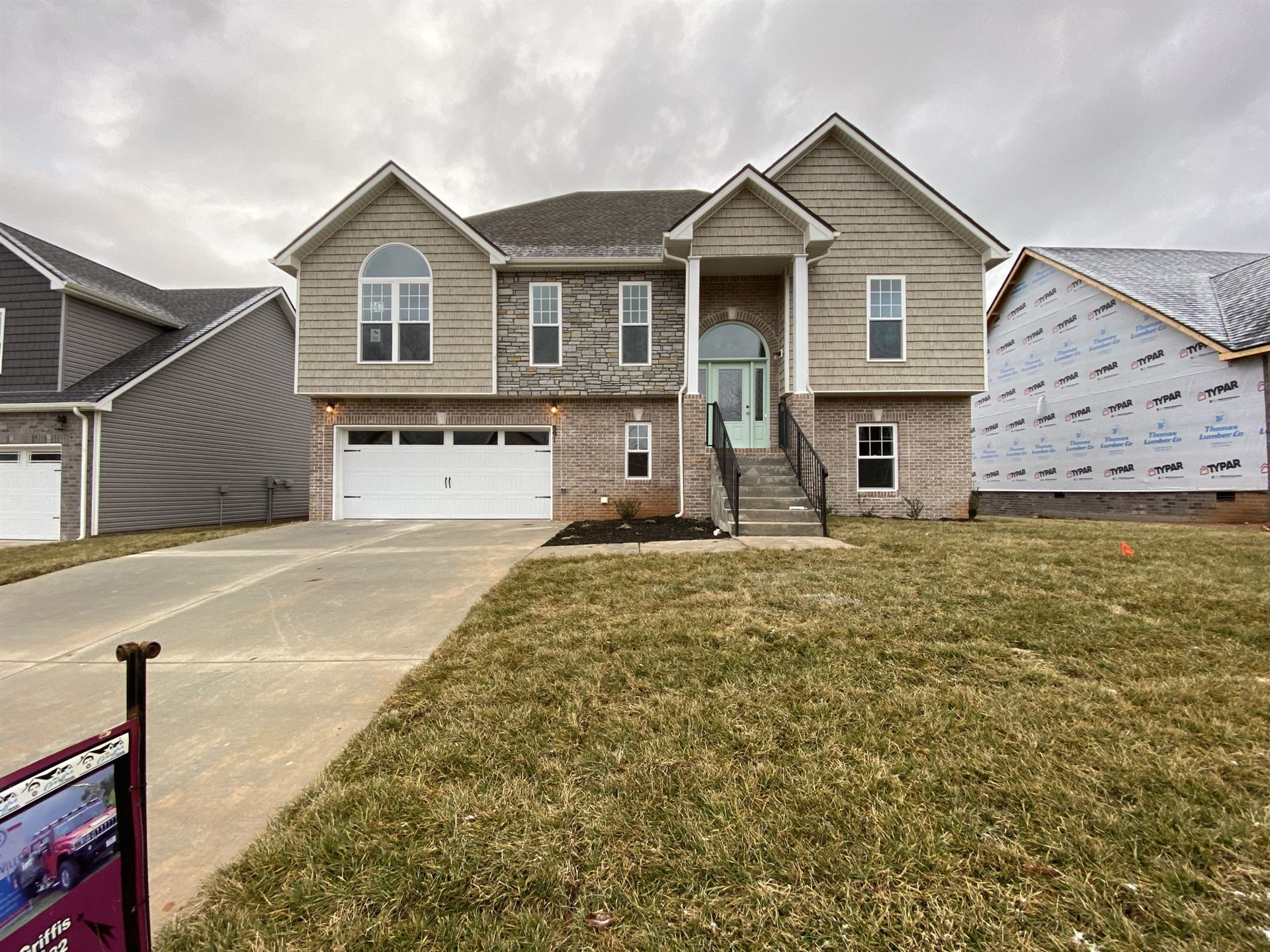 247 Griffey Estates, Clarksville, TN 37042 - MLS#: 2160675
