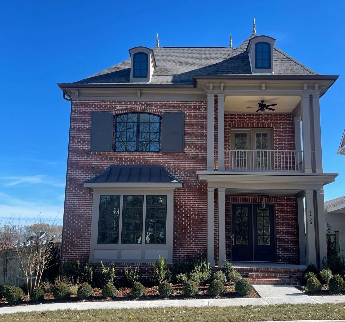 1800E Eliot Road, Lot # 2185, Franklin, TN 37064 - MLS#: 2294675