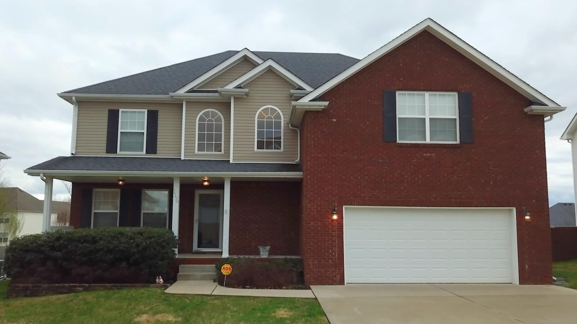 1170 Castlewood Dr, Clarksville, TN 37042 - MLS#: 2250676