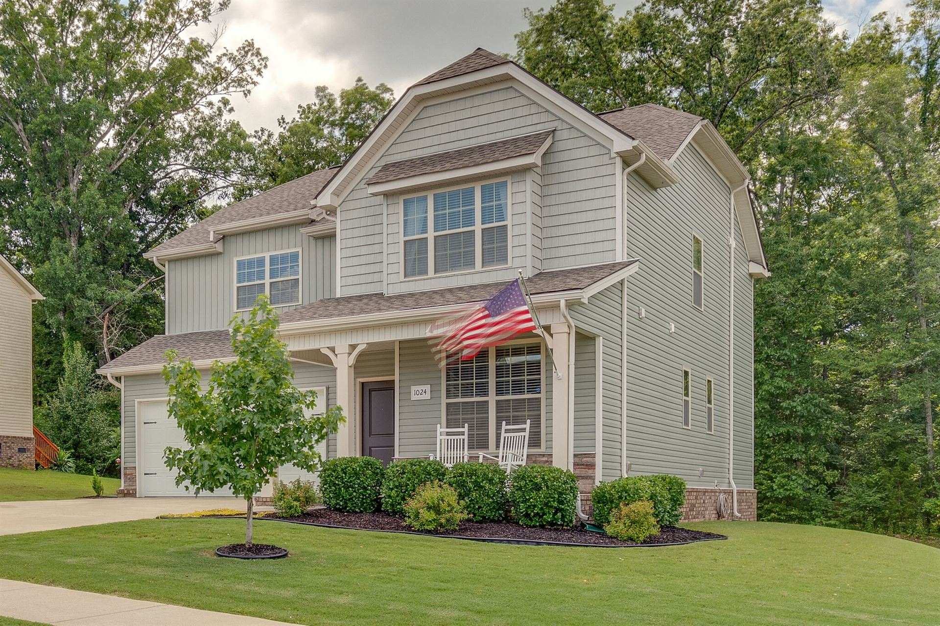 1024 Timbervalley Way, Spring Hill, TN 37174 - MLS#: 2169677