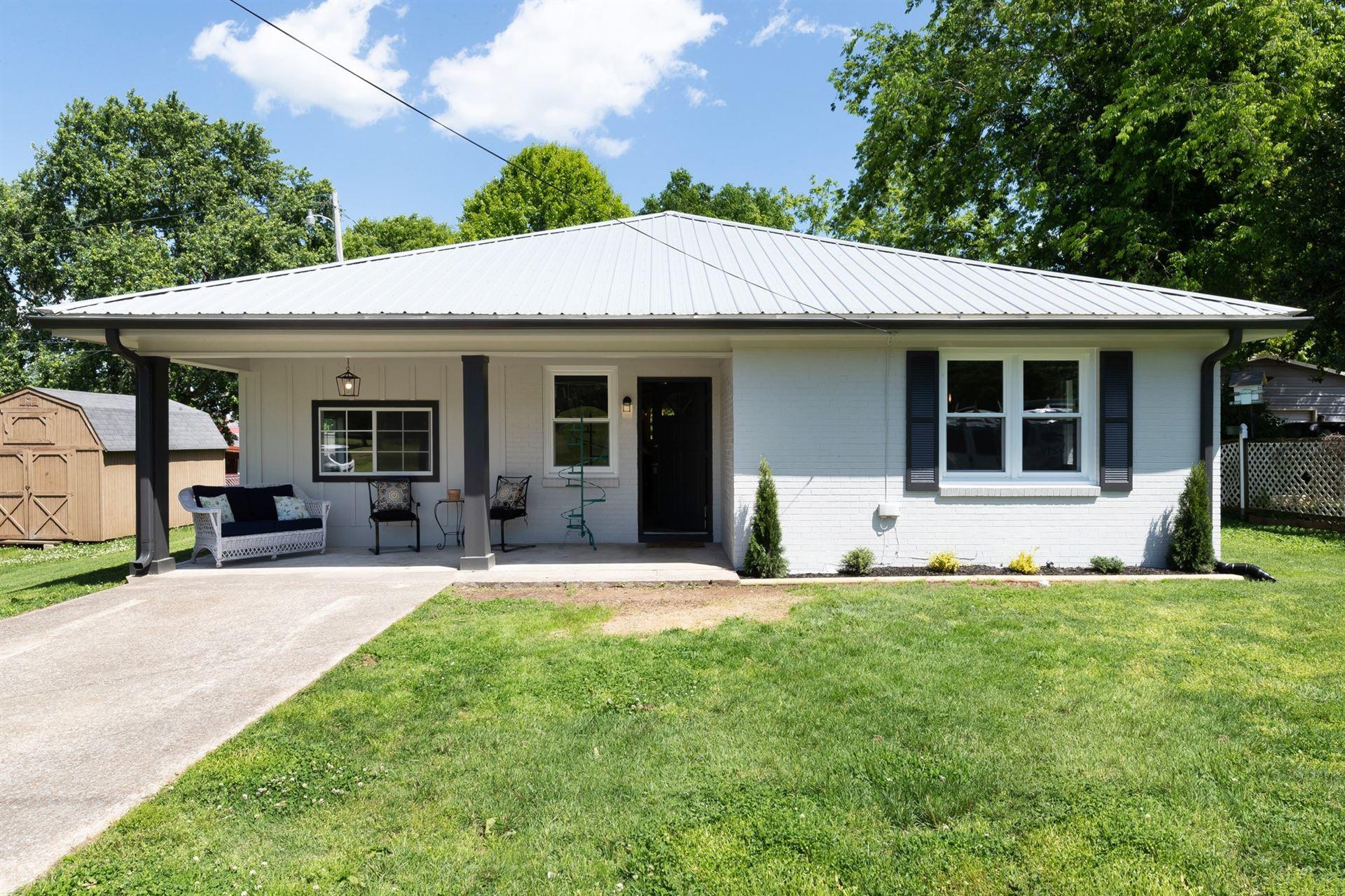 101 Pleasant St, Mount Pleasant, TN 38474 - MLS#: 2251677