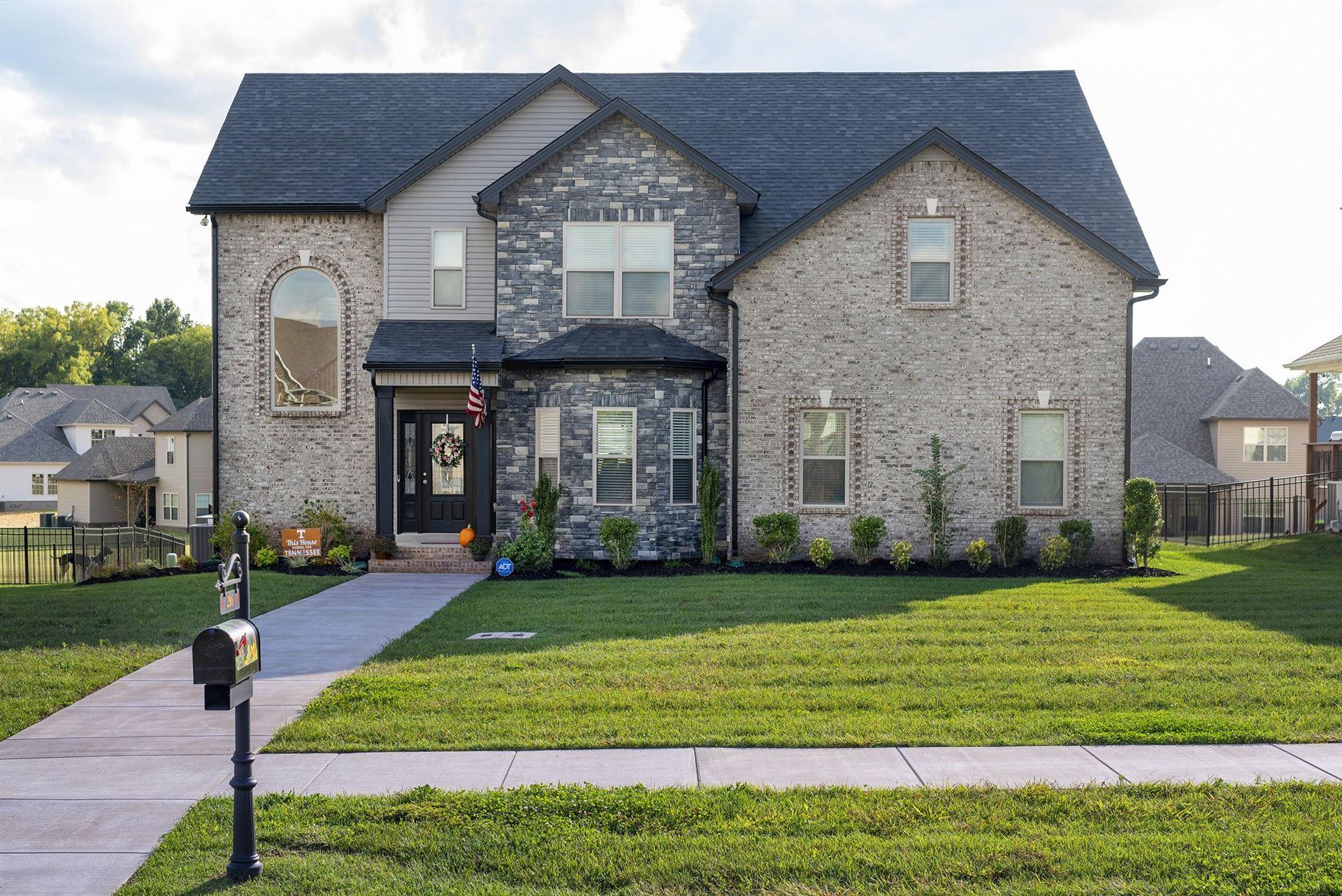 216 John Duke Tyler Blvd, Clarksville, TN 37043 - MLS#: 2193679