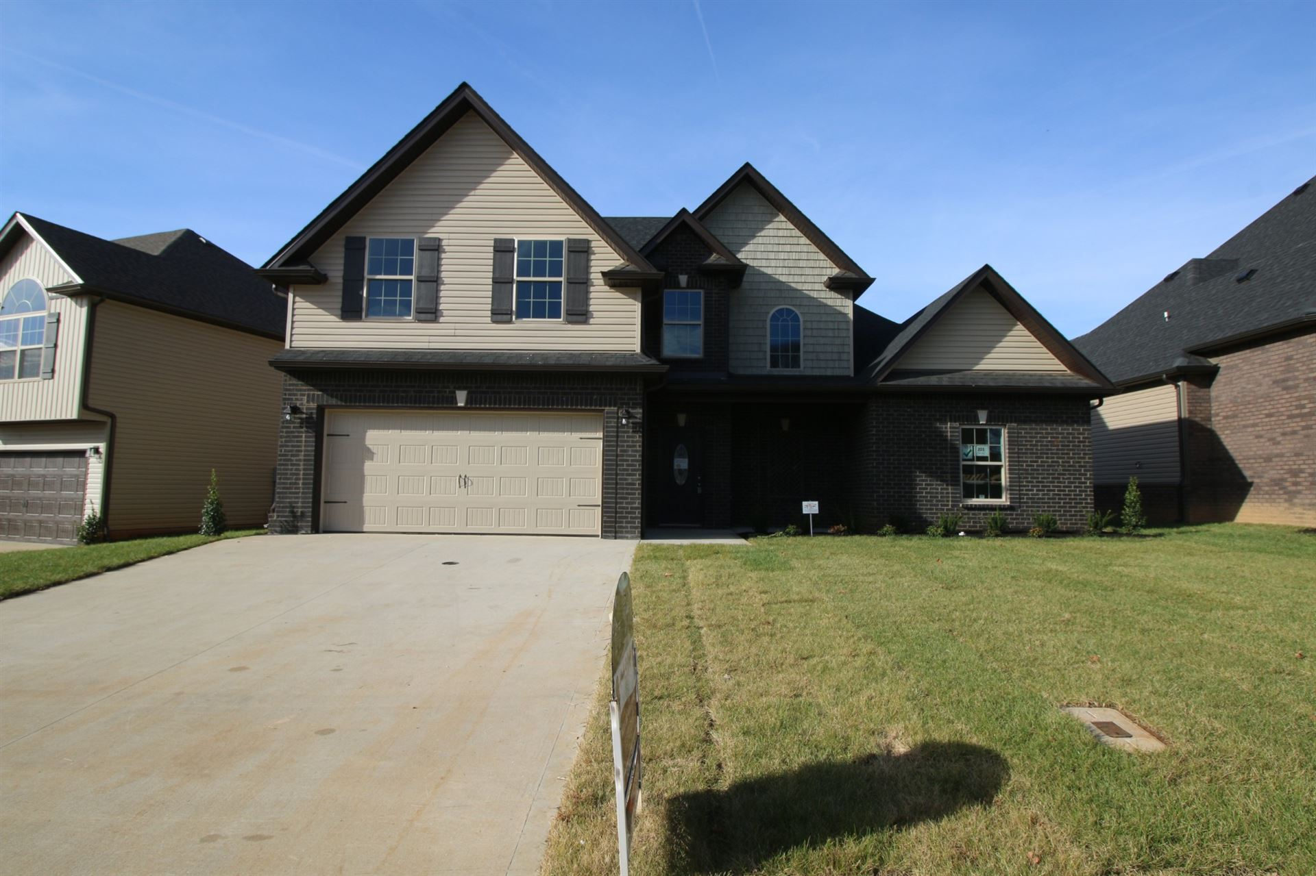 201 Mills Creek, Clarksville, TN 37042 - MLS#: 2284681